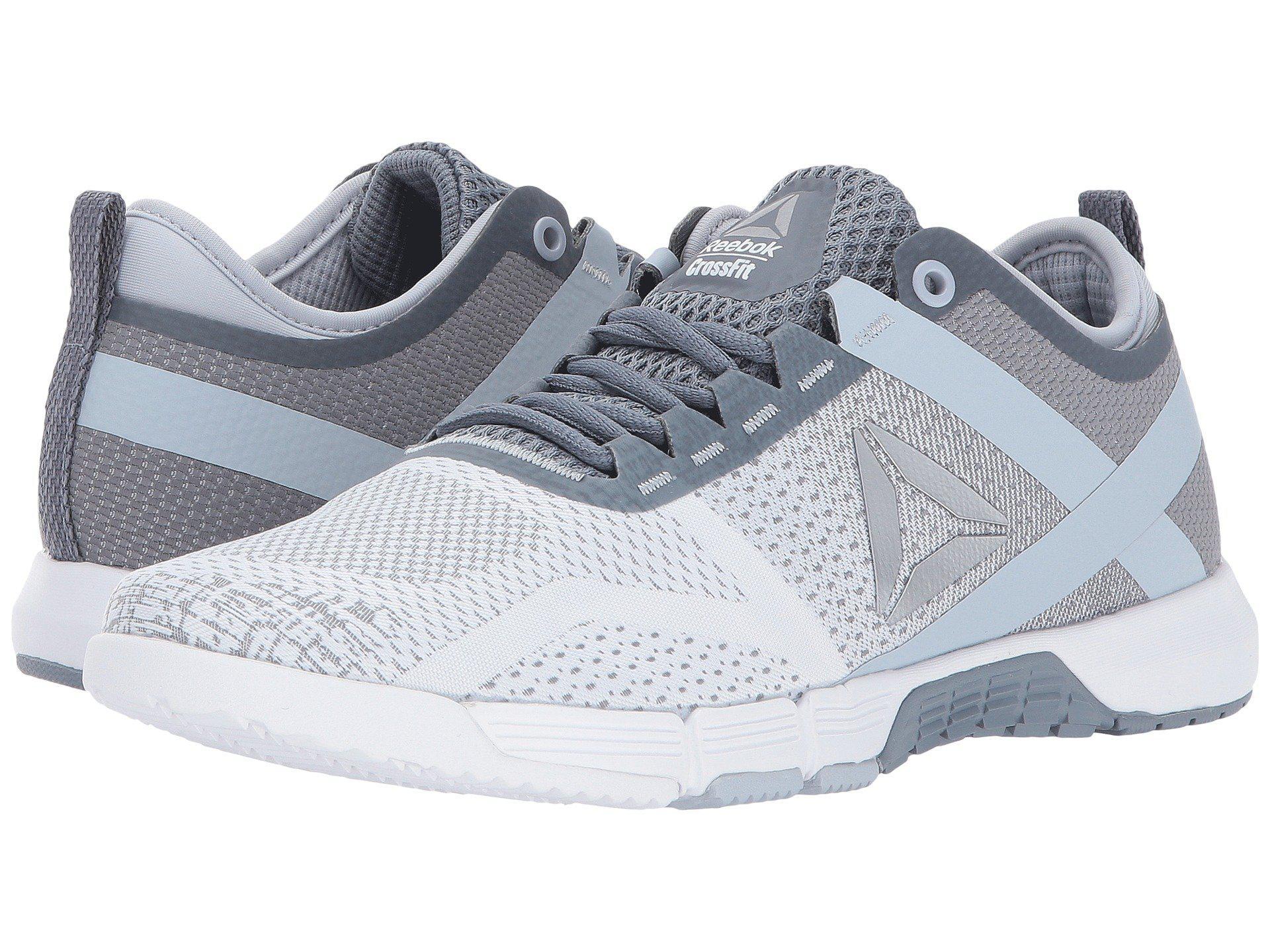 8668f9e15203e2 Lyst - Reebok Crossfit Grace Tr Track Shoe in Gray for Men