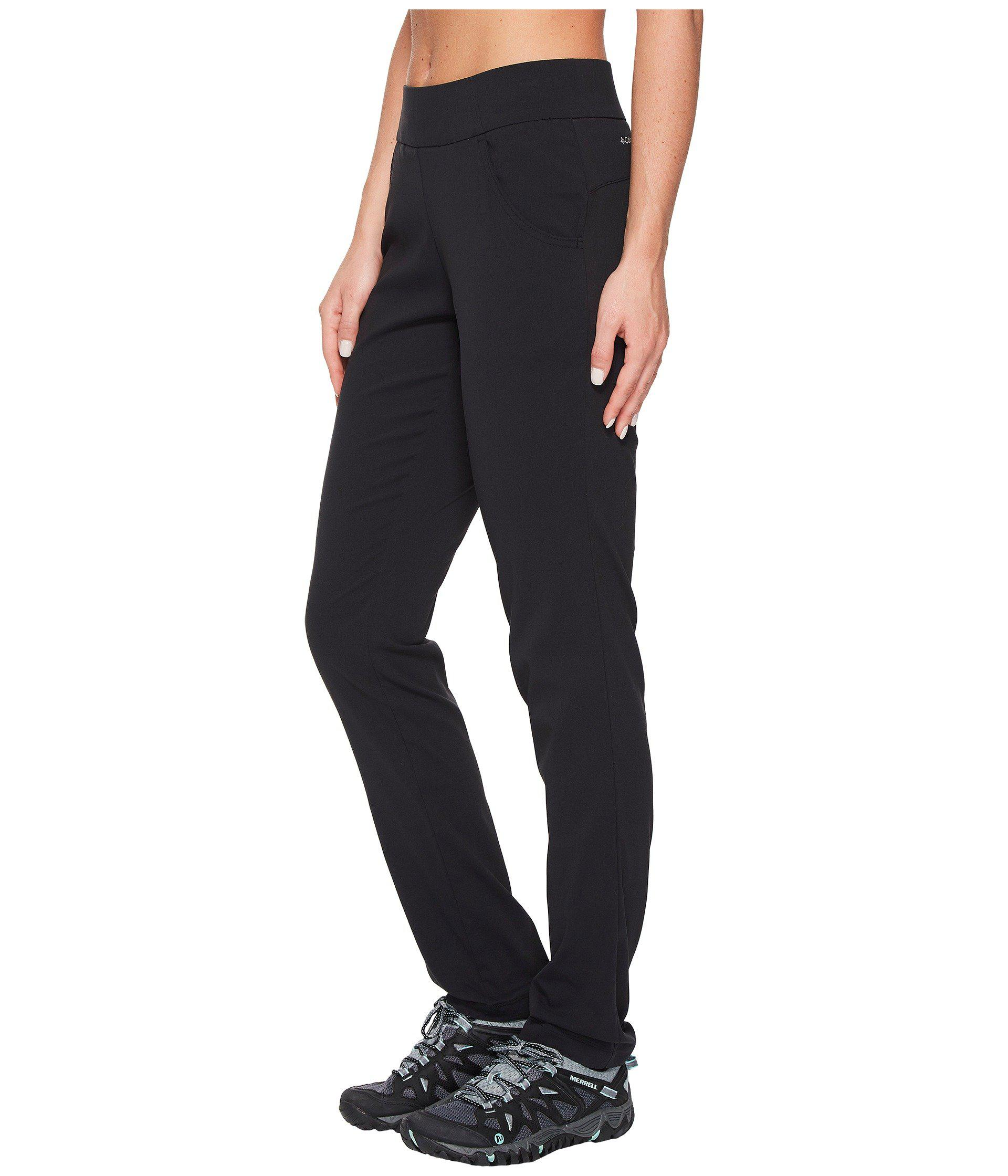 4b10723e42c Lyst - Columbia Anytime Casual Pull-on Pants in Black
