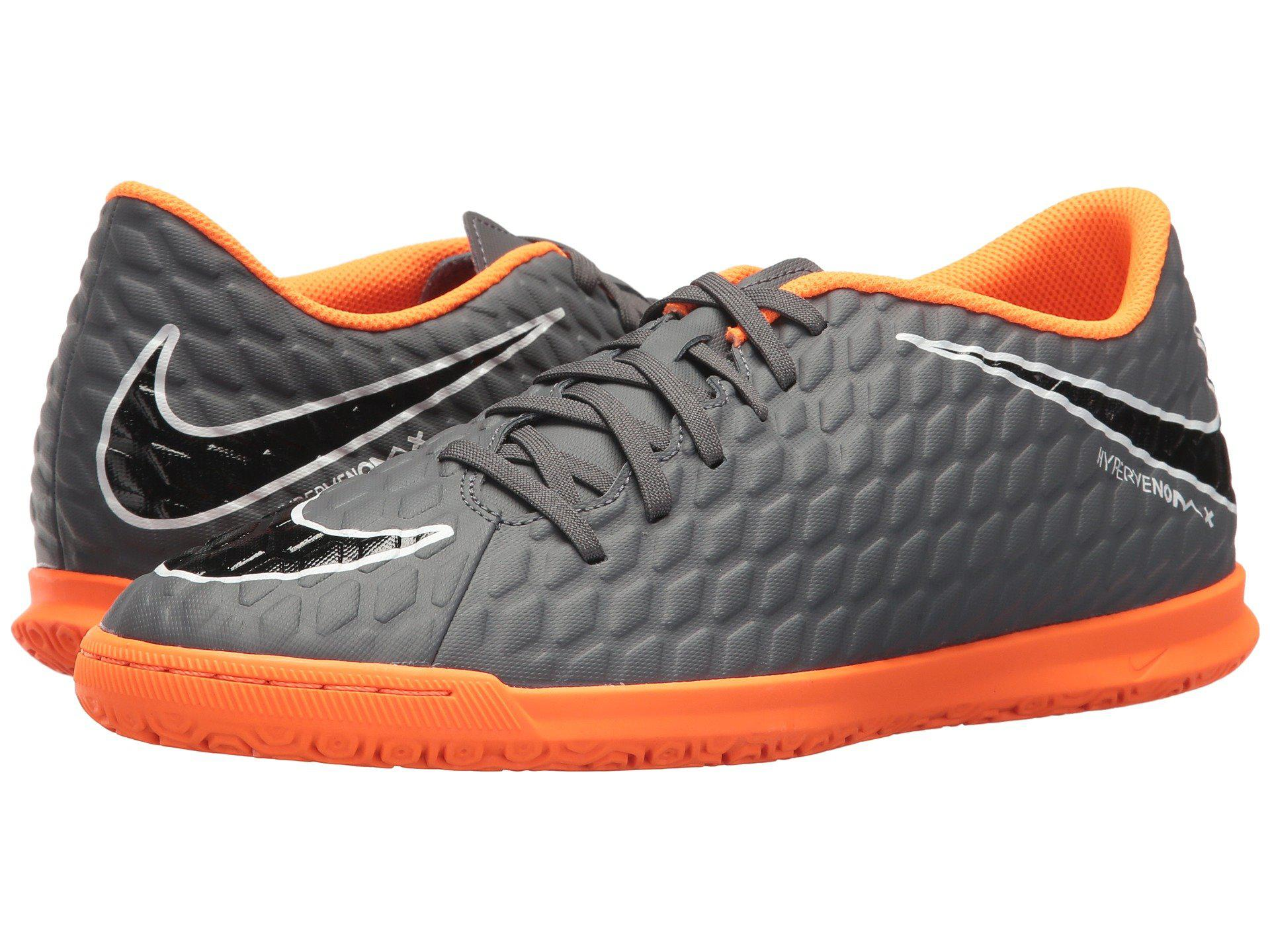 1bd94bf25879 Lyst - Nike Hypervenom Phantomx 3 Club Ic in Gray for Men