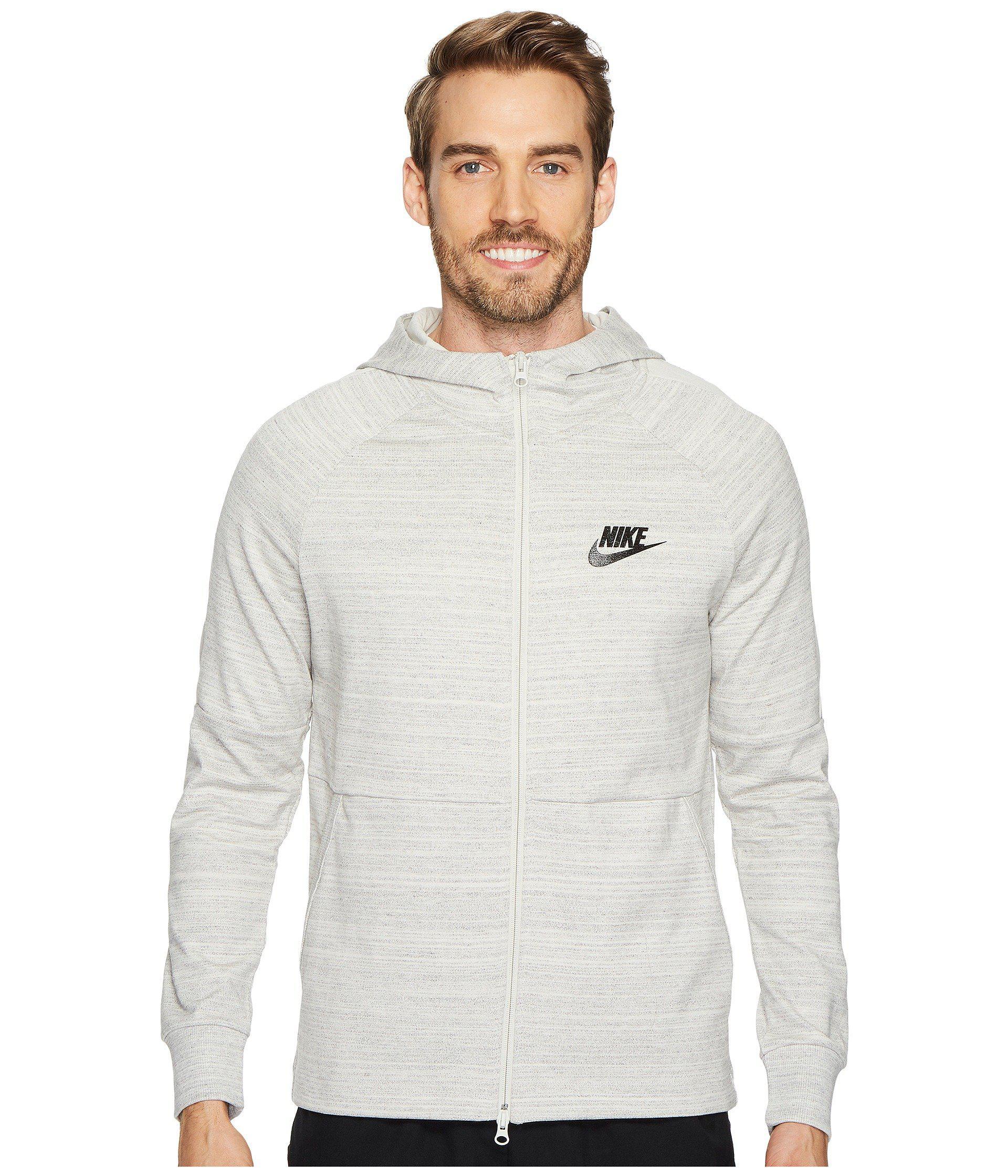375ce89cd0 Lyst - Nike Sportswear Advance 15 Full-zip Jacket in Gray for Men ...