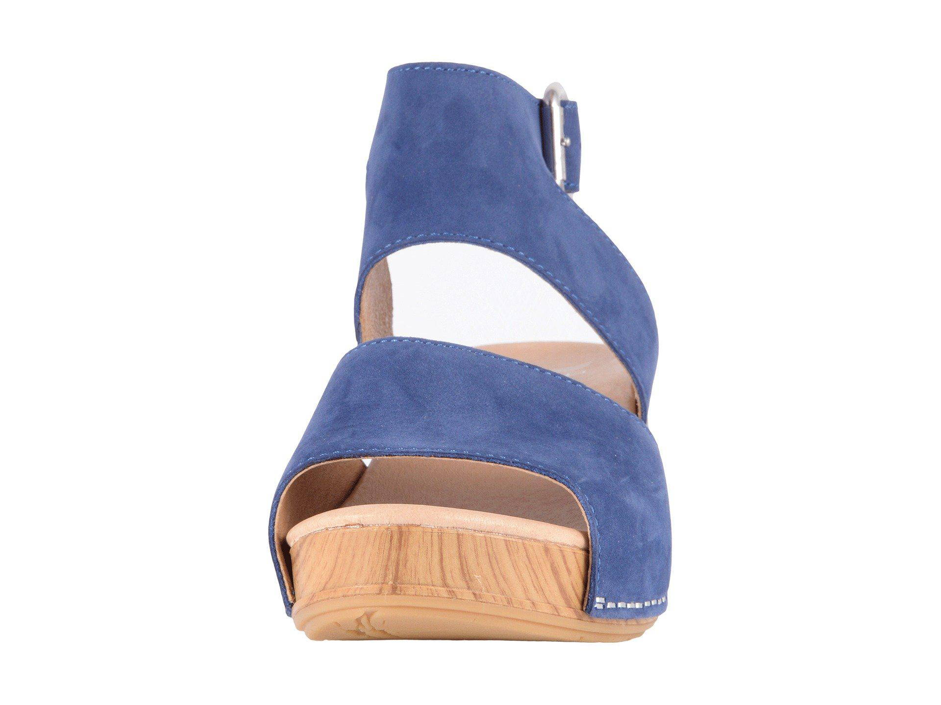 51d44bb8e06 Lyst - Dansko Minka in Blue