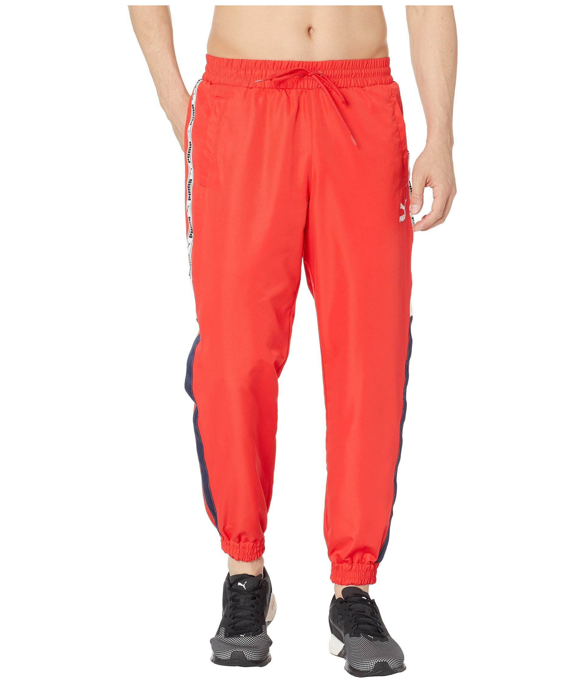 4706c916bb56 Lyst - PUMA Xtg Woven Pants in Red for Men
