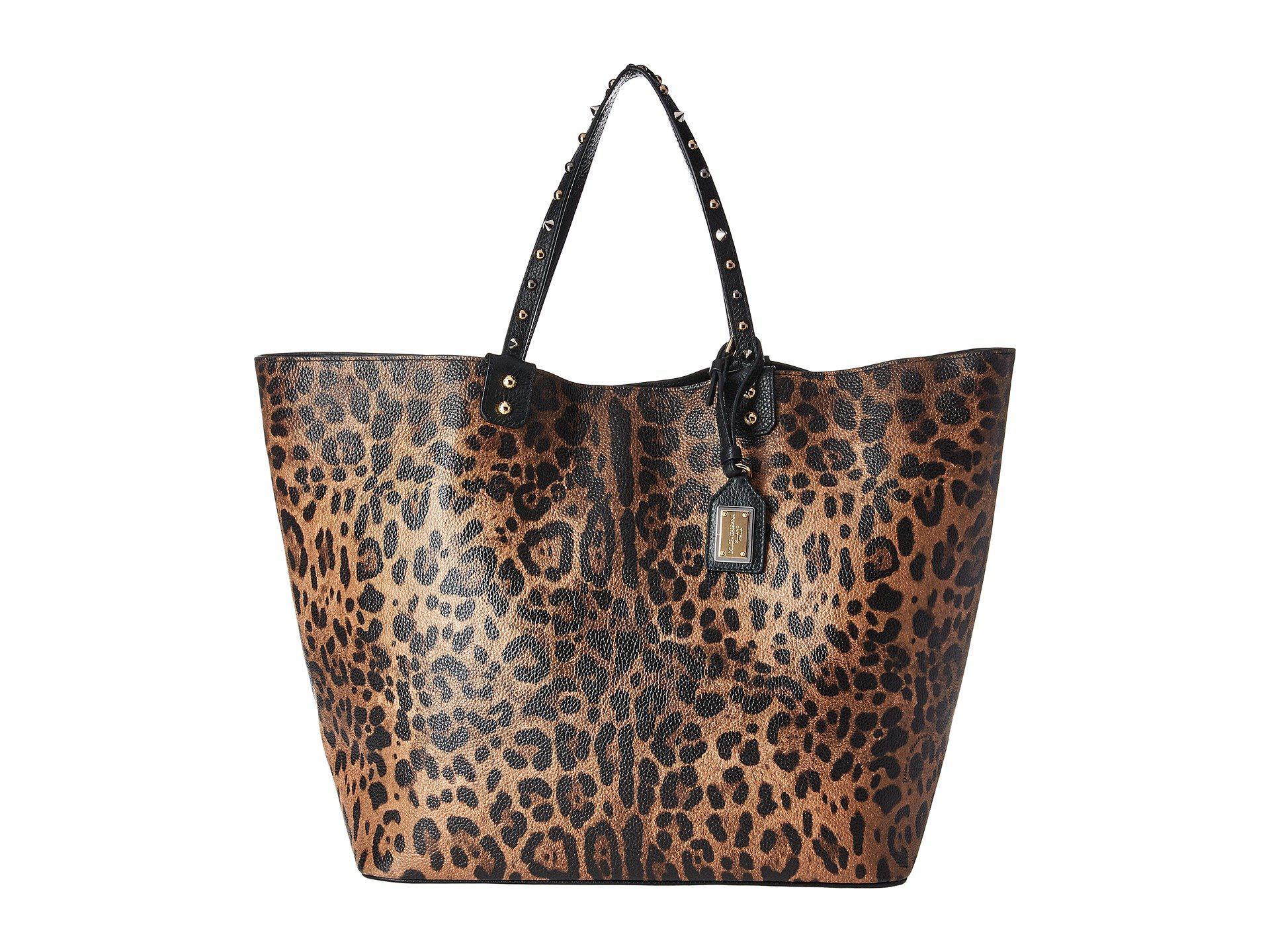 Dolce & Gabbana Fourre-tout En Cuir Imprimé Beatrice Acheter Magasin De Sortie Pas Cher YD5WAwiP1