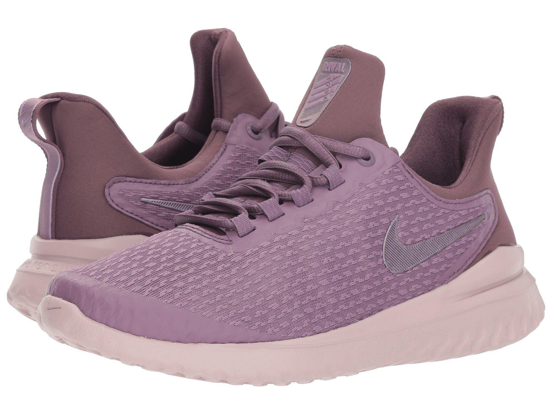 7fe894dc411 Lyst - Nike Renew Rival in Purple