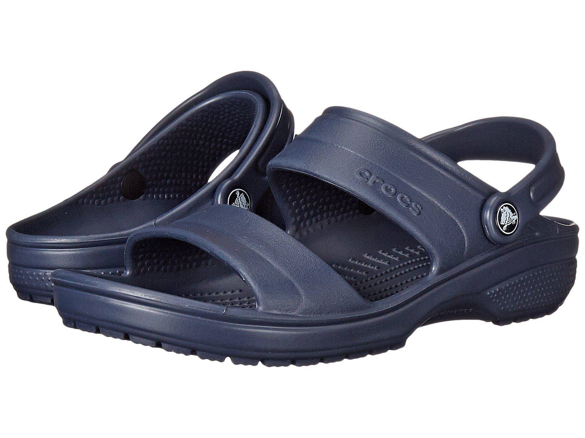 0b3022599 Lyst - Crocs™ Classic Sandal in Blue