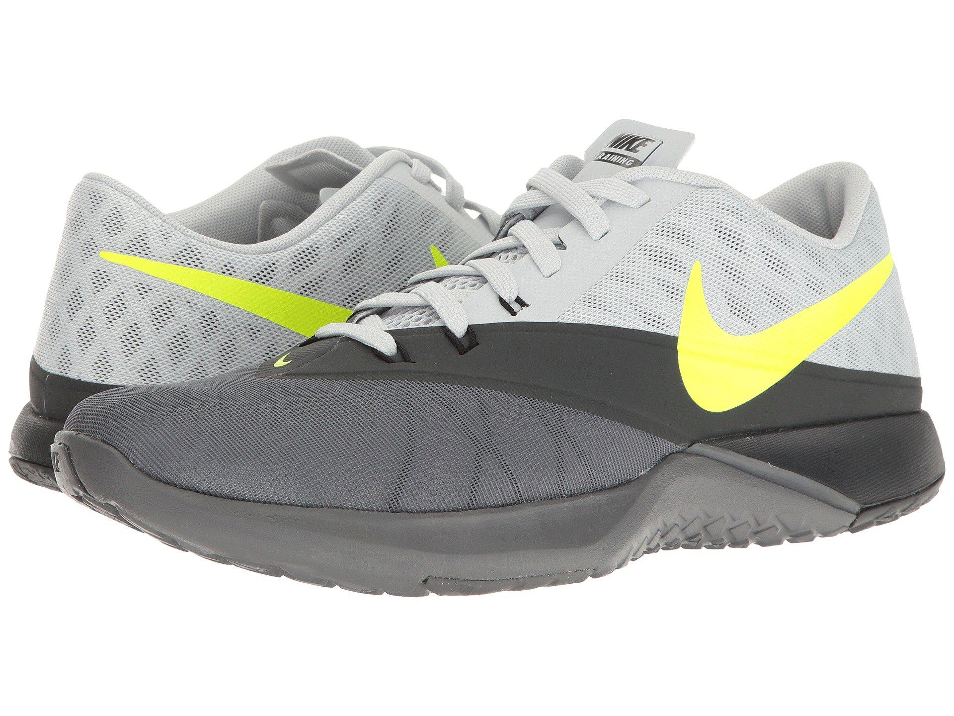 5d3f06e5a39d Lyst - Nike Fs Lite Trainer 4 in Gray for Men
