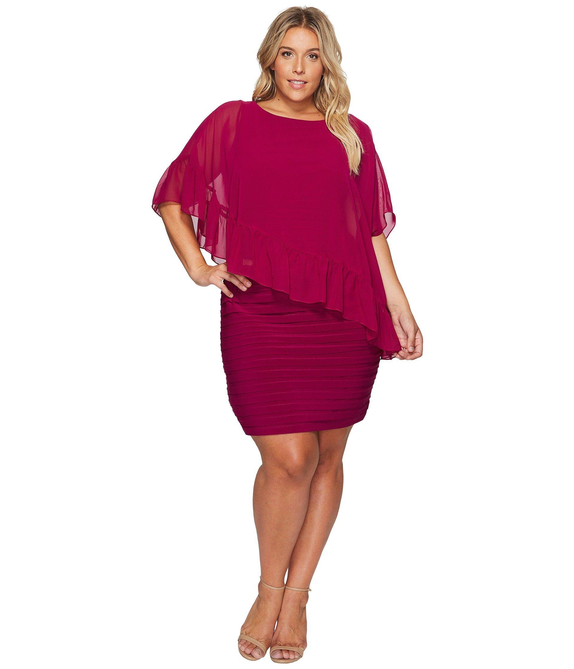 7287b41a6dd Gallery. Previously sold at: 6PM · Women's Adrianna Papell Sheath Dress ...