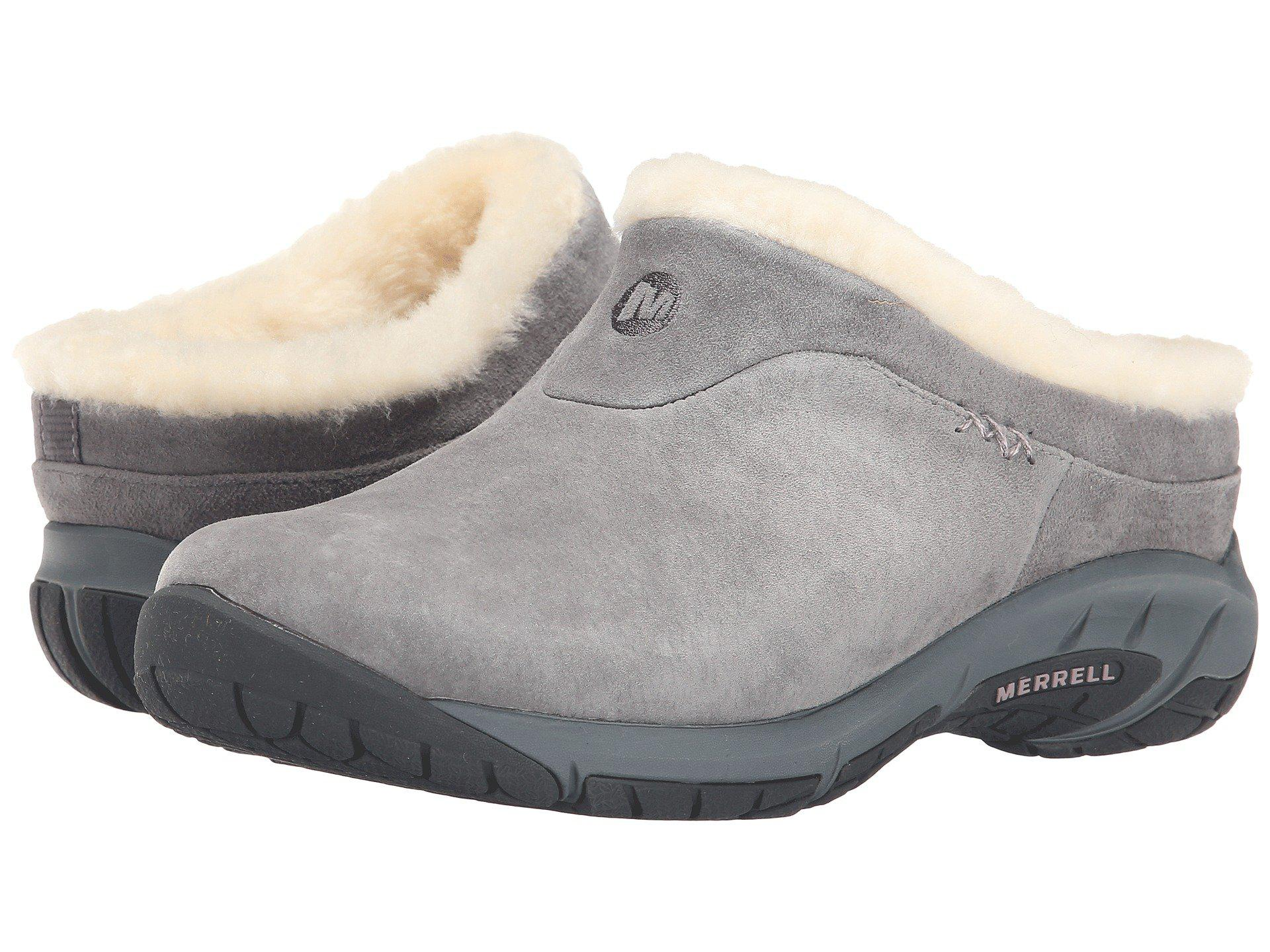 3beb31070f Lyst - Merrell Encore Ice in Gray