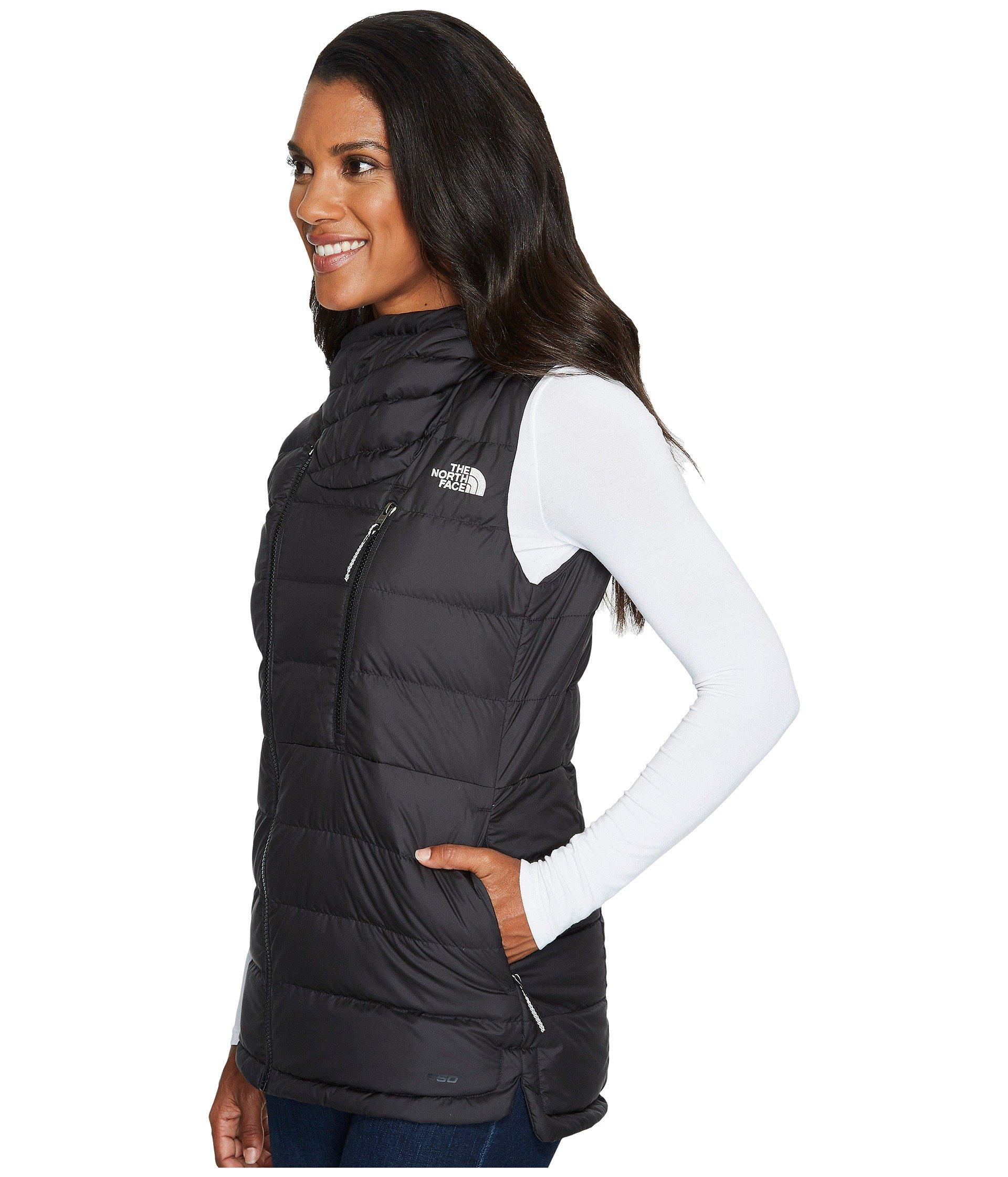 24273400ef10 The North Face - Black Niche Vest - Lyst. View fullscreen