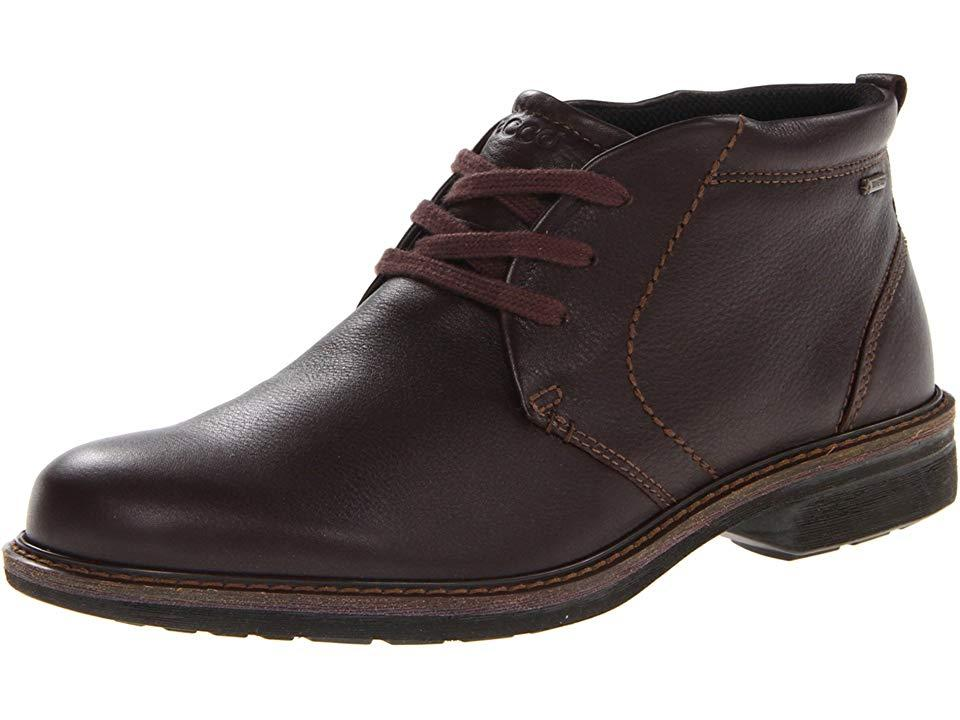 d0432433 Ecco Turn Gtx Boot (coffee Lexi) Lace-up Boots in Brown for Men - Lyst