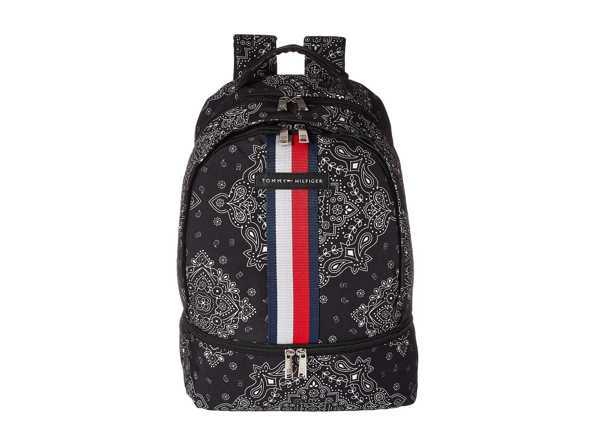 cd45241d Tommy Hilfiger American Bandana Backpack (fuchsia) Backpack Bags in ...