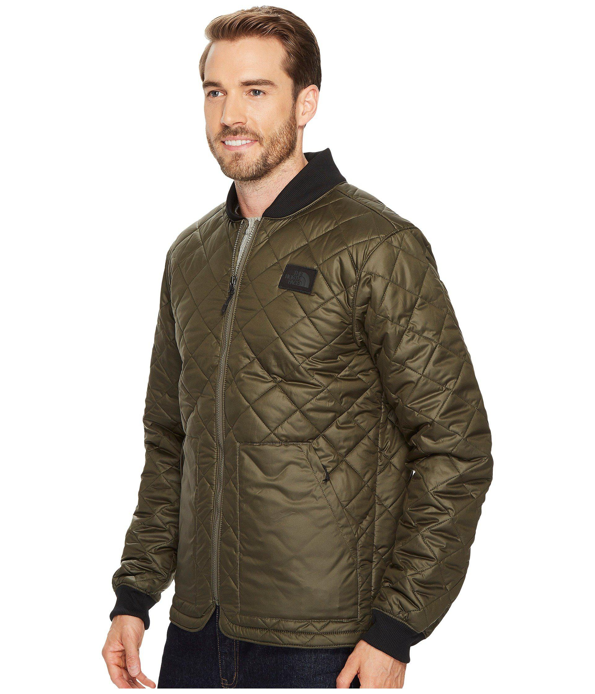 992a9890d0d9 Lyst - The North Face Cuchillo Insulated Jacket in Green for Men