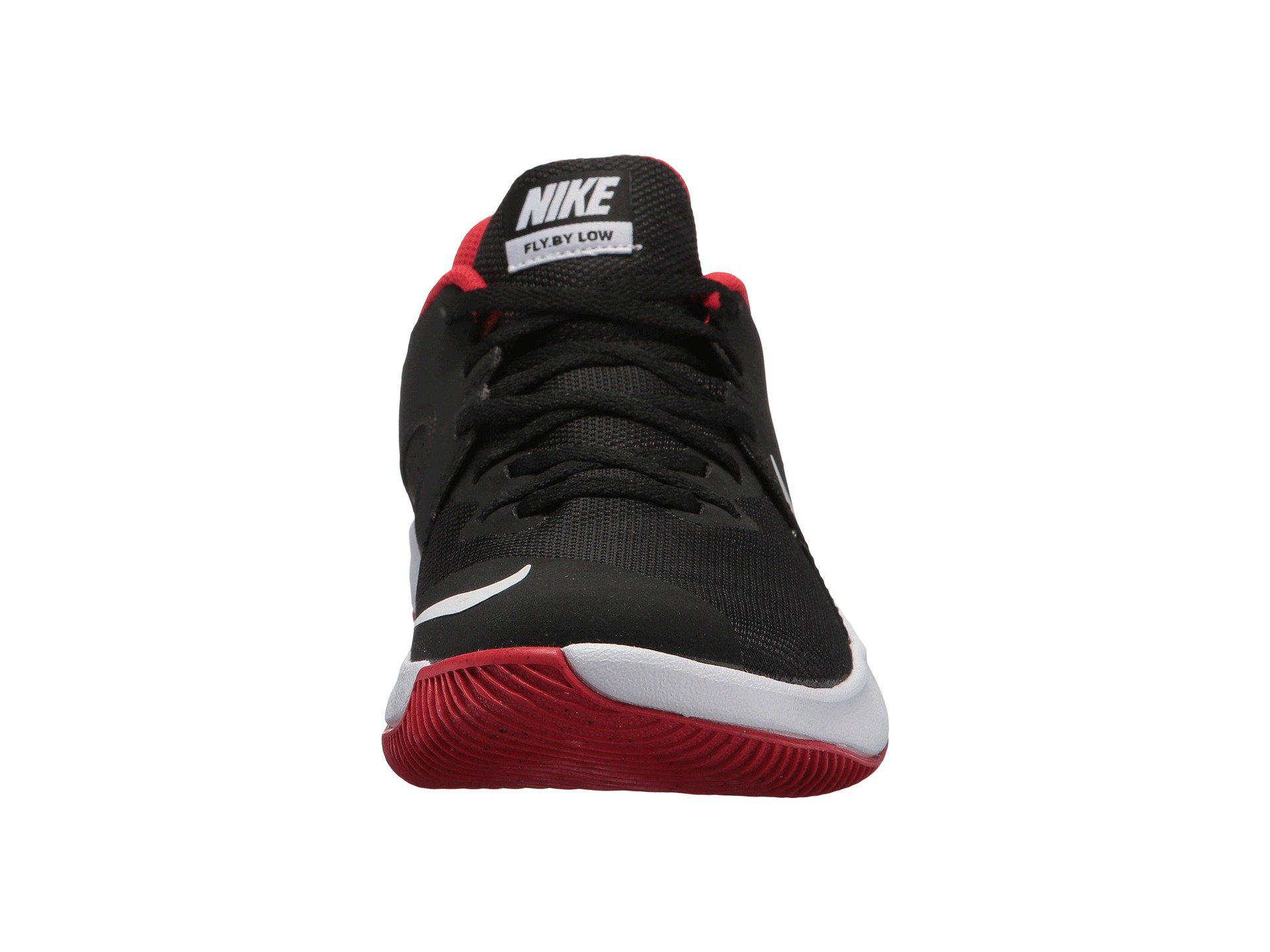 723e3aa81251 Lyst - Nike Fly.by Low in Red for Men