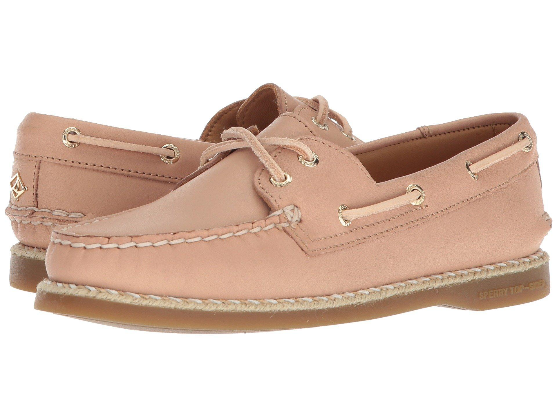 d654cd3440 Lyst - Sperry Top-Sider A o 2-eye Braided Jute Welt