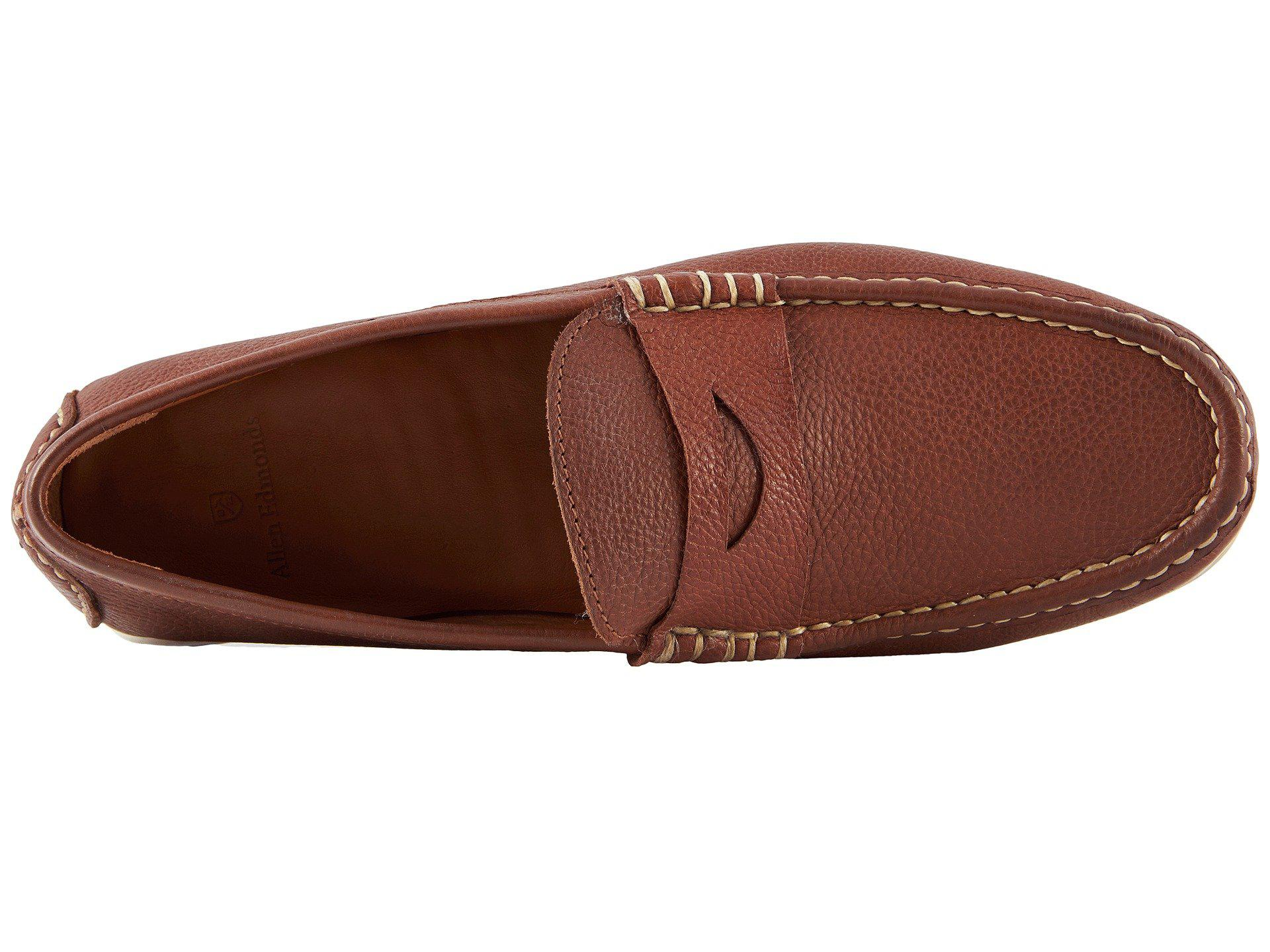 5e810aa51b3 Allen Edmonds - Brown Turner Penny for Men - Lyst. View fullscreen