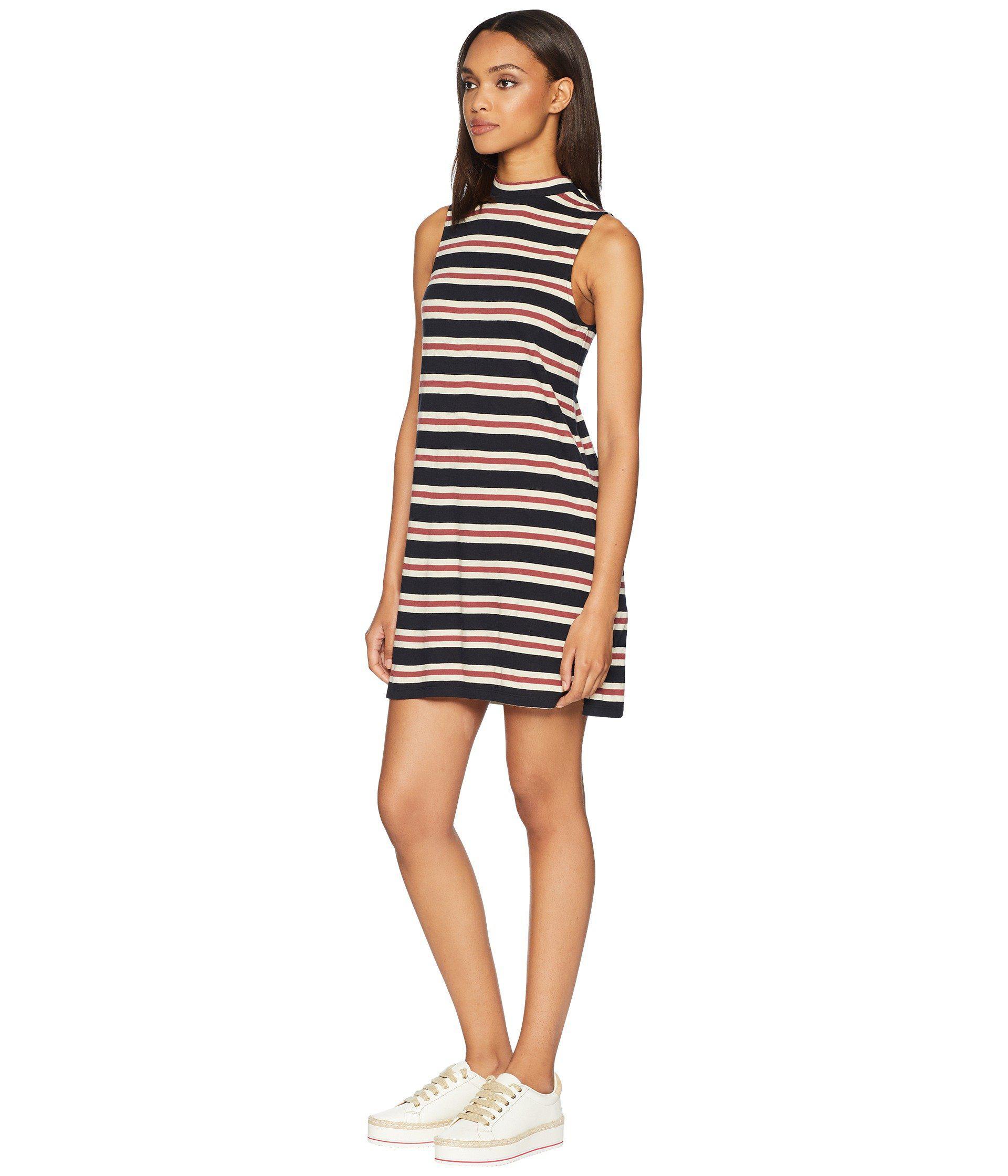 46edbf9f2b Lyst - Billabong High Hopes Dress in Black - Save 44%