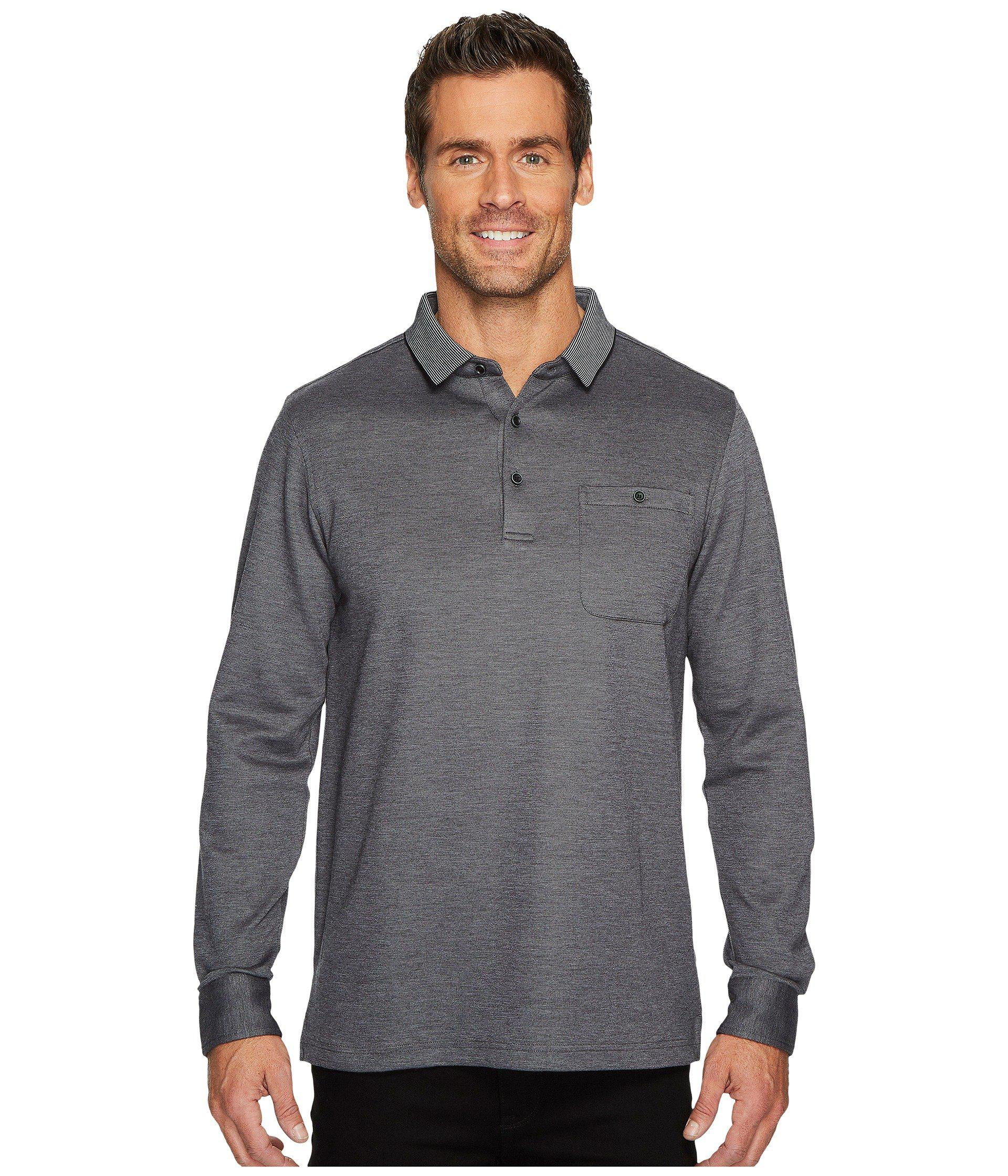 413af34e Mens Knit Polo Shirts With Pocket - Cotswold Hire