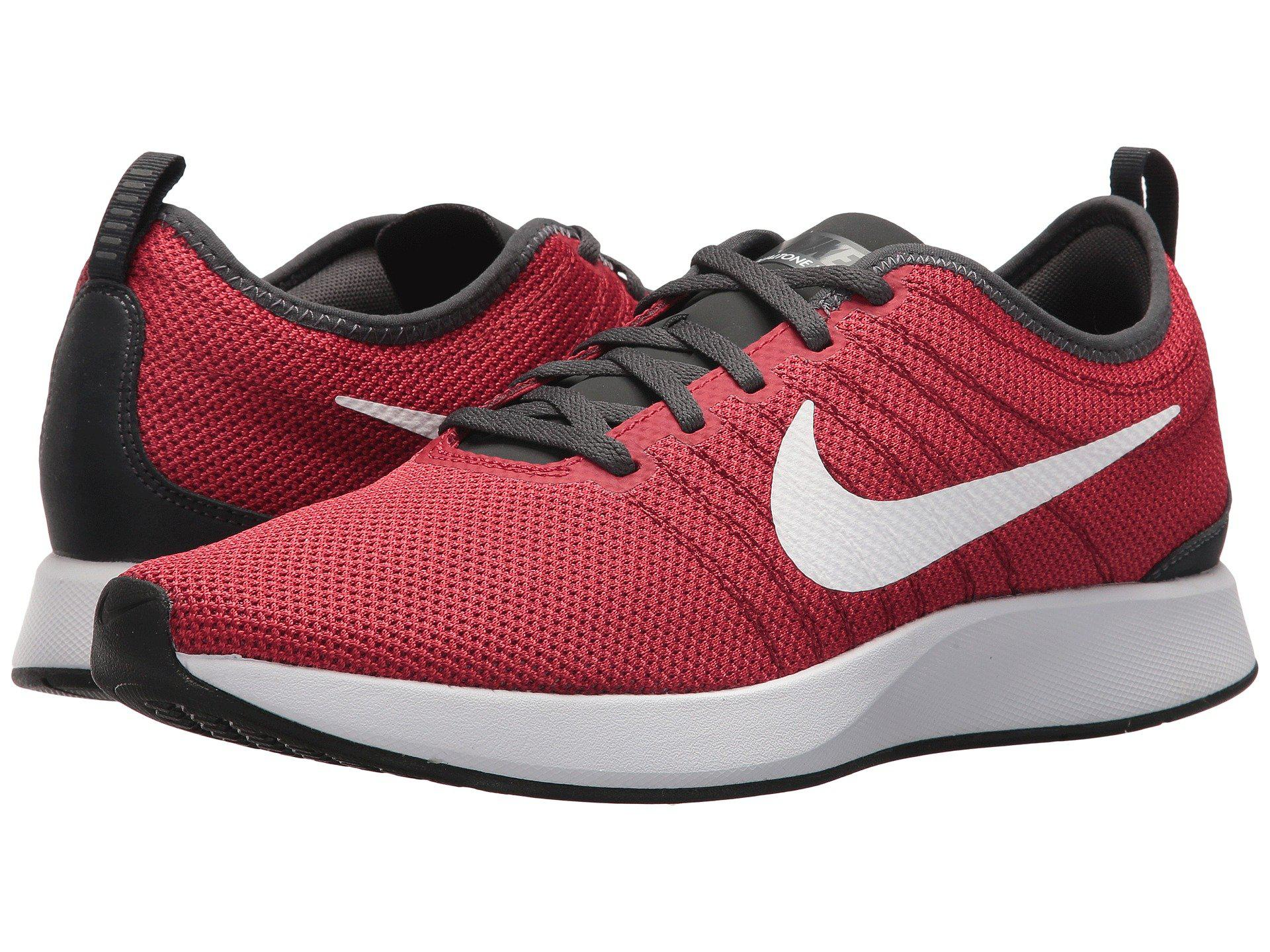 7a7752ac5285 Lyst - Nike Dualtone Racer in Red for Men - Save 33%