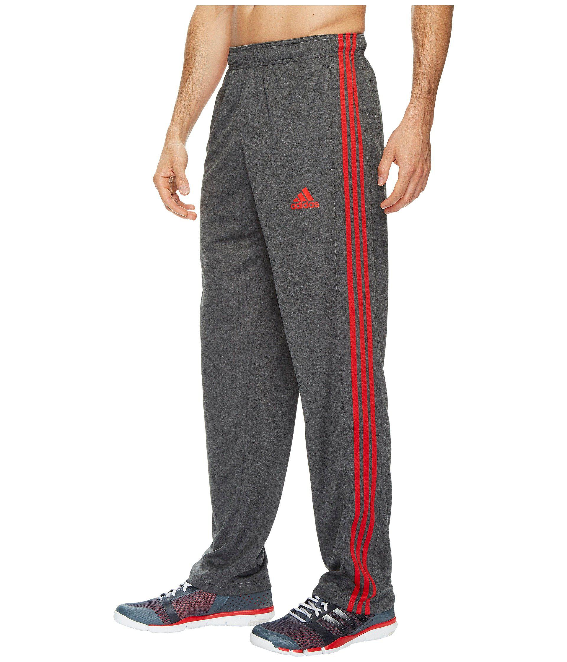 e13f95b3d Lyst - adidas Climacore 3-stripes Pant in Gray for Men