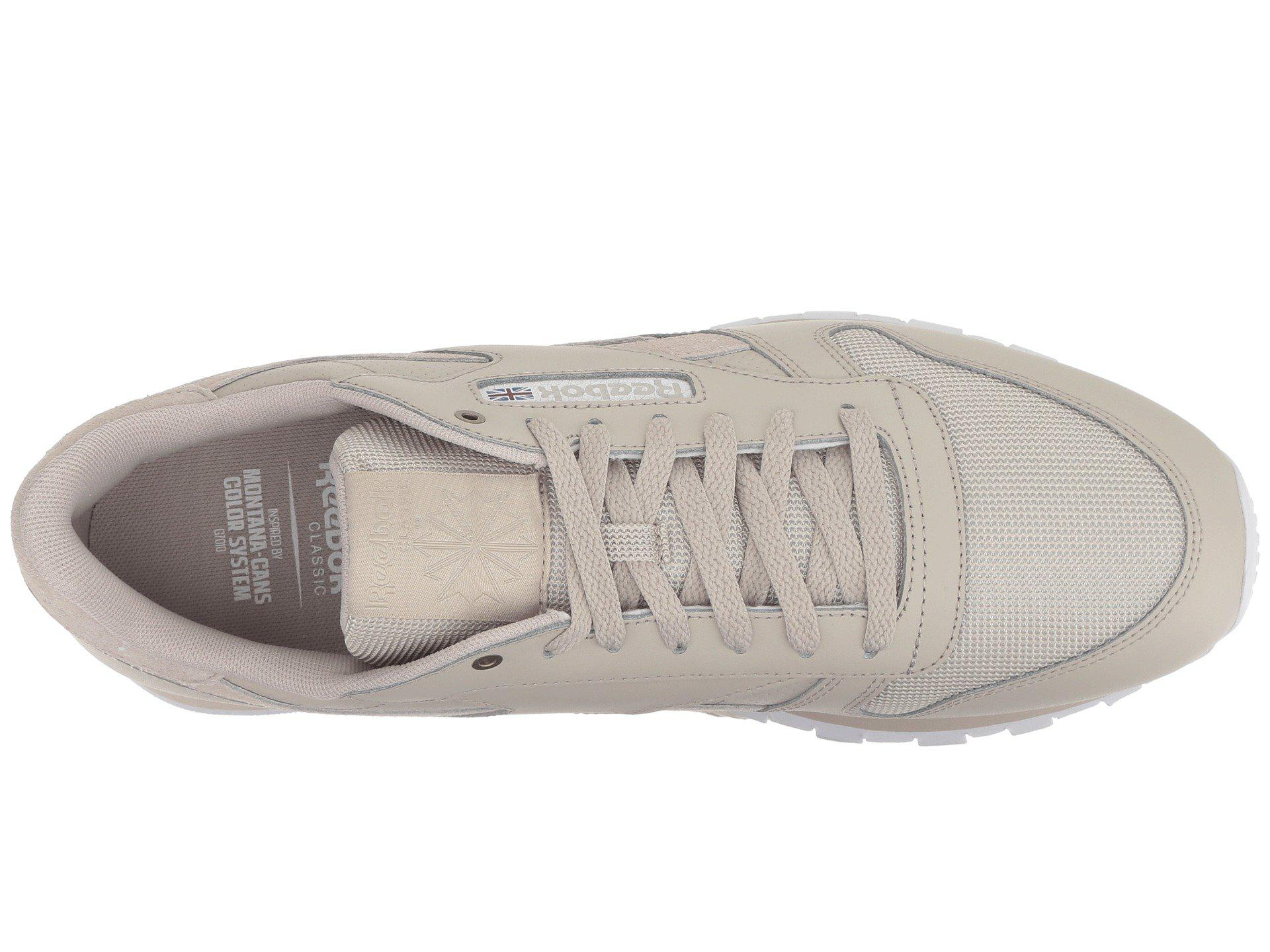 923fd95951f0 Reebok - White Classic Leather Mu for Men - Lyst. View fullscreen