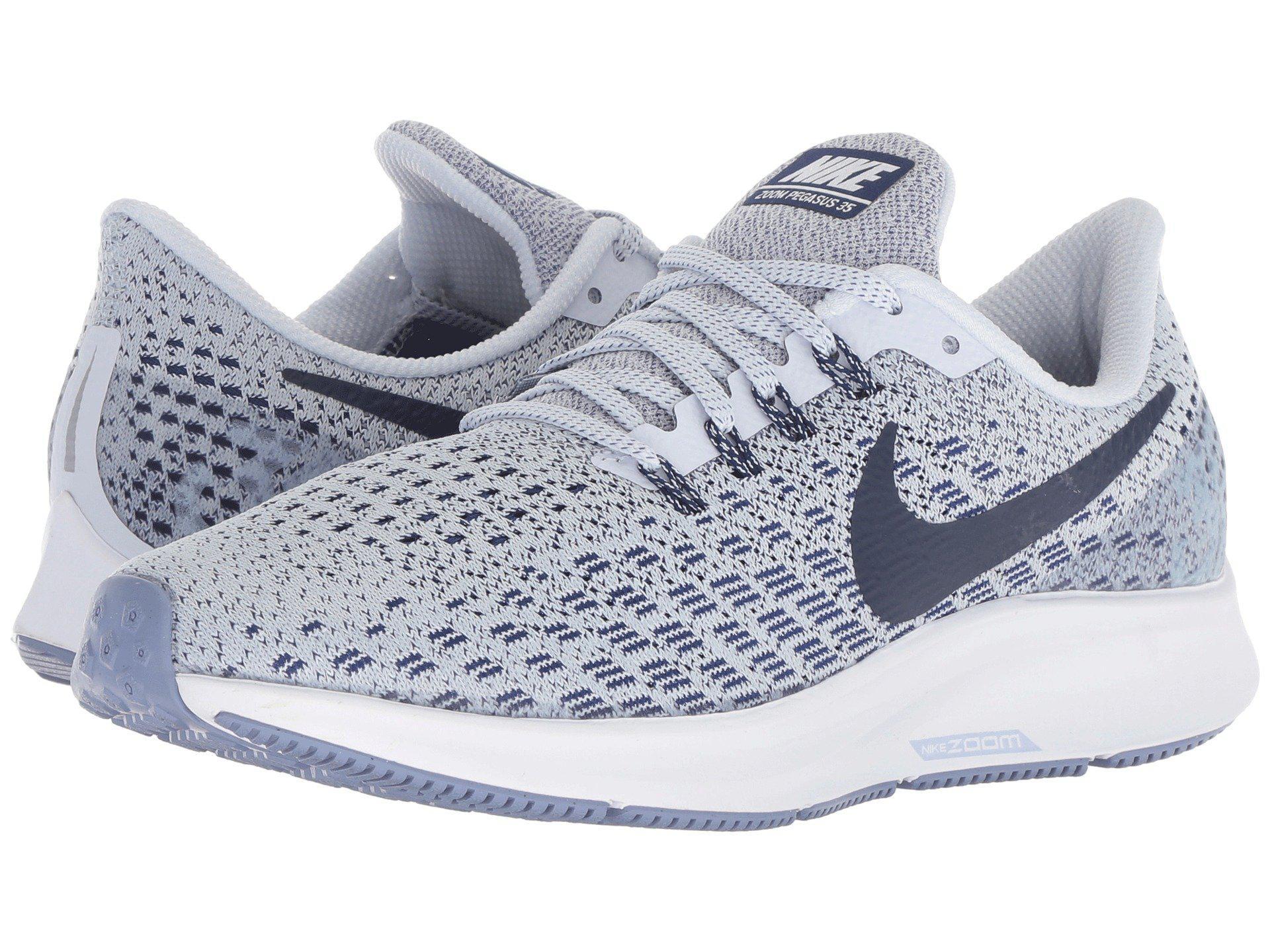 3a6770a16904 Lyst - Nike Air Zoom Pegasus 35 in Blue