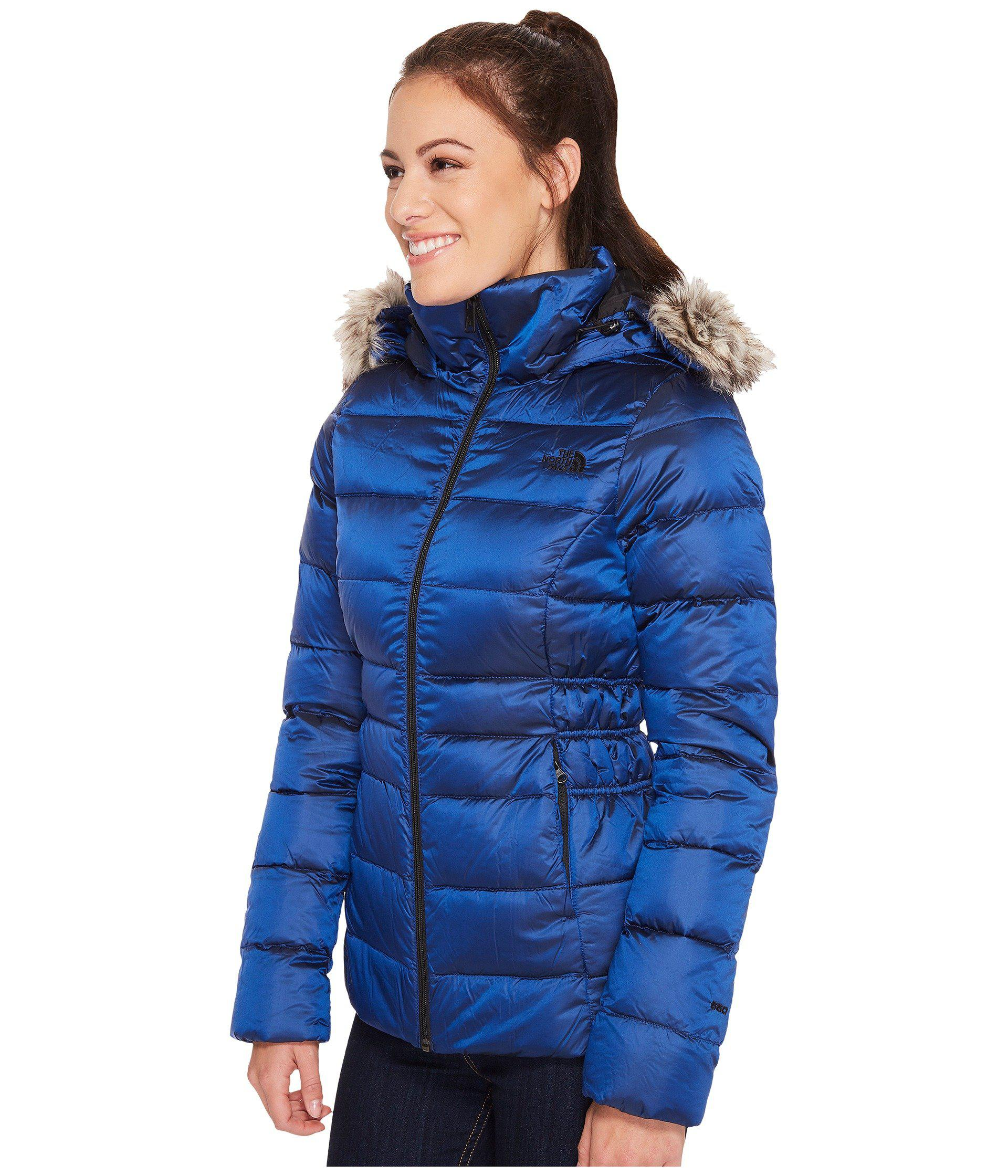 ... order lyst the north face gotham jacket ii in blue save  22.360248447204967 badbe c3302 ... 1d2f48c47