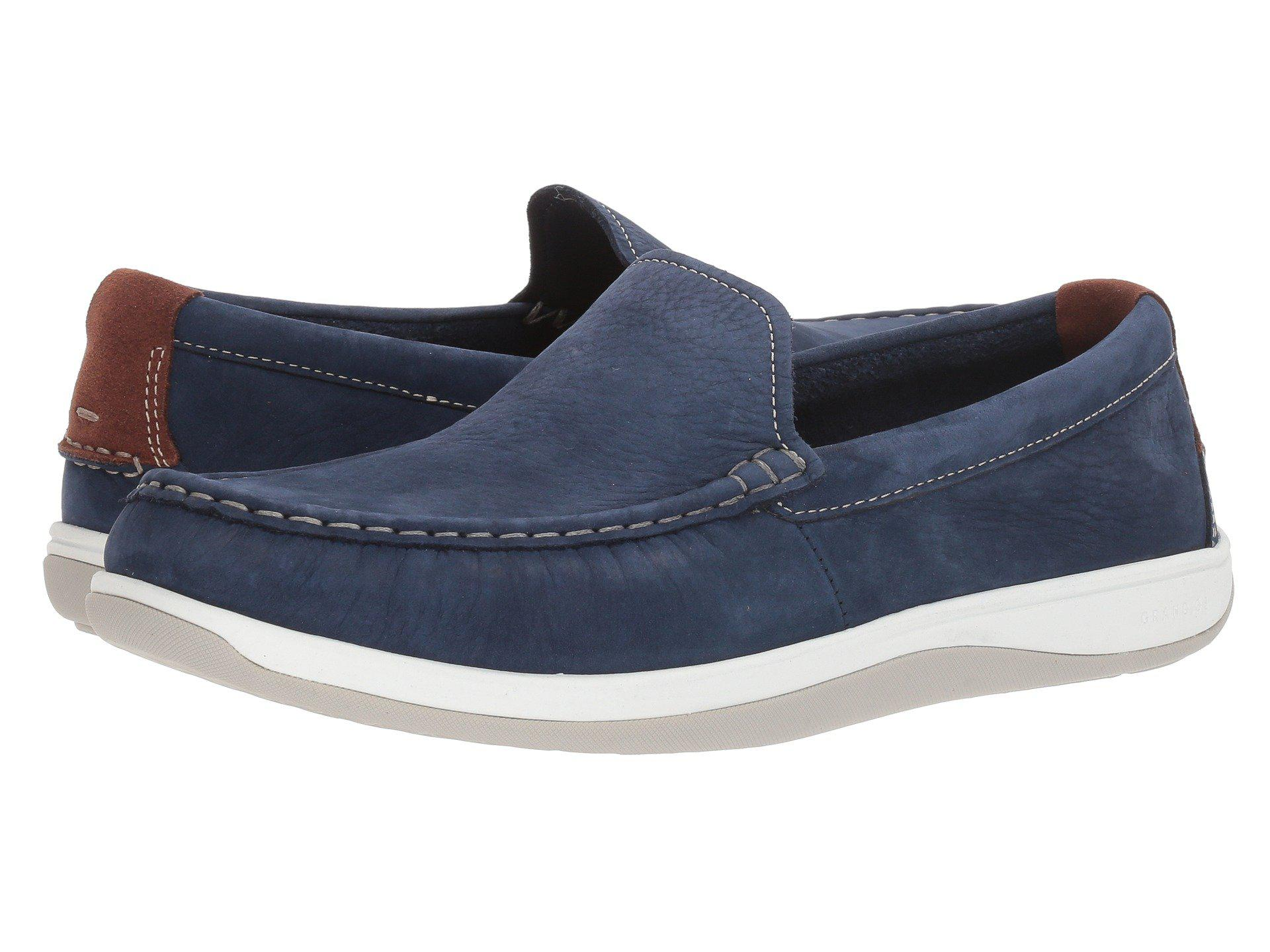 6411cde3024 Lyst - Cole Haan Boothbay Slip On Loafer in Blue for Men - Save 55%