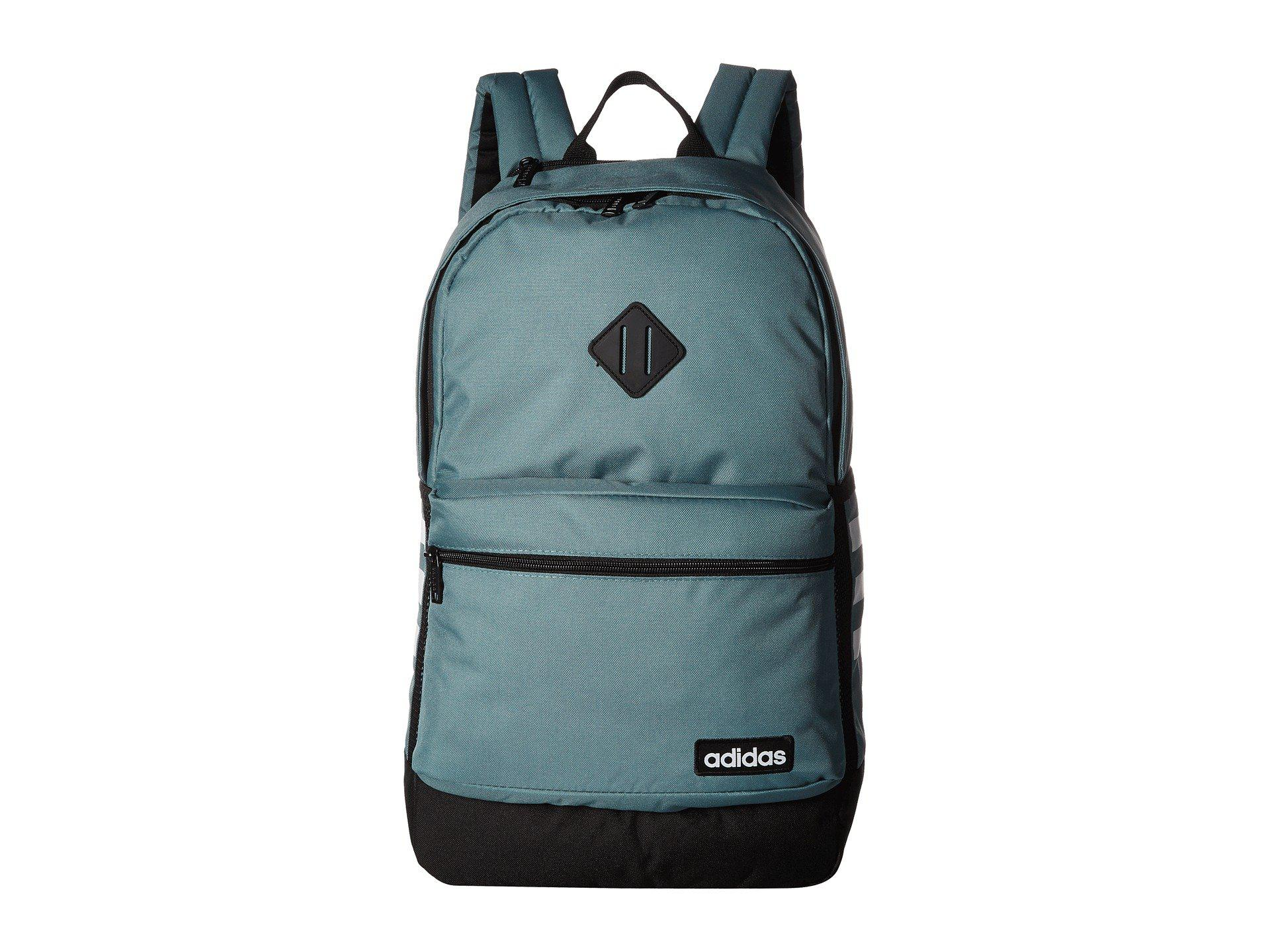 4f6d2a8095 Lyst - adidas Classic 3s Ii Backpack in Black for Men