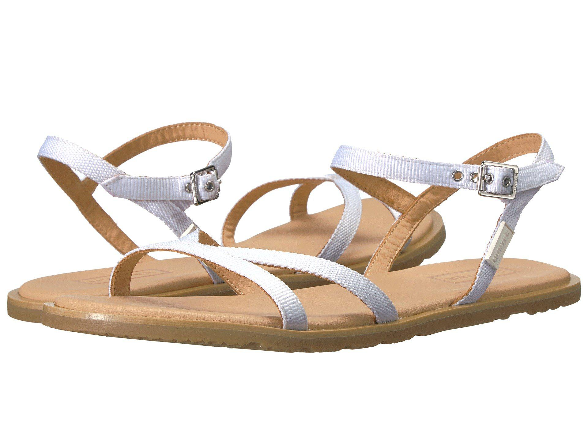 Original Web Cross Front Sandal Hunter WGWnb9W