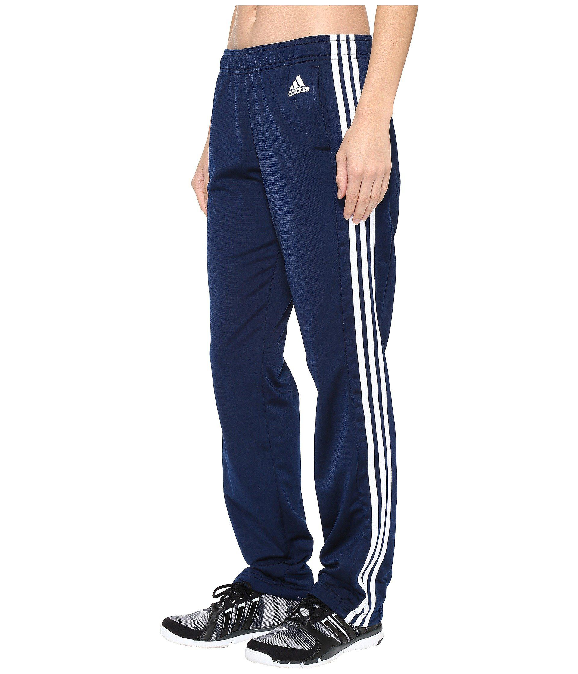 108175d427a0 adidas Designed-2-move Straight Pants in Blue - Lyst