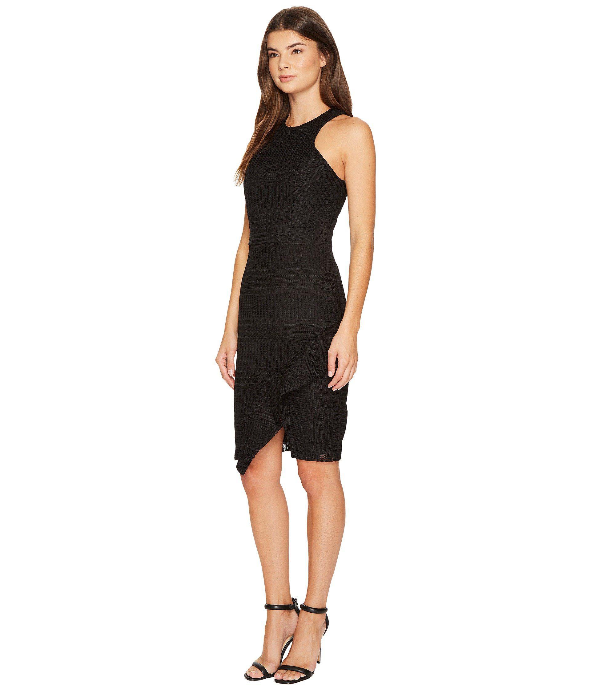 46a6526f Lyst - Adelyn Rae Bianca Sheath Dress in Black