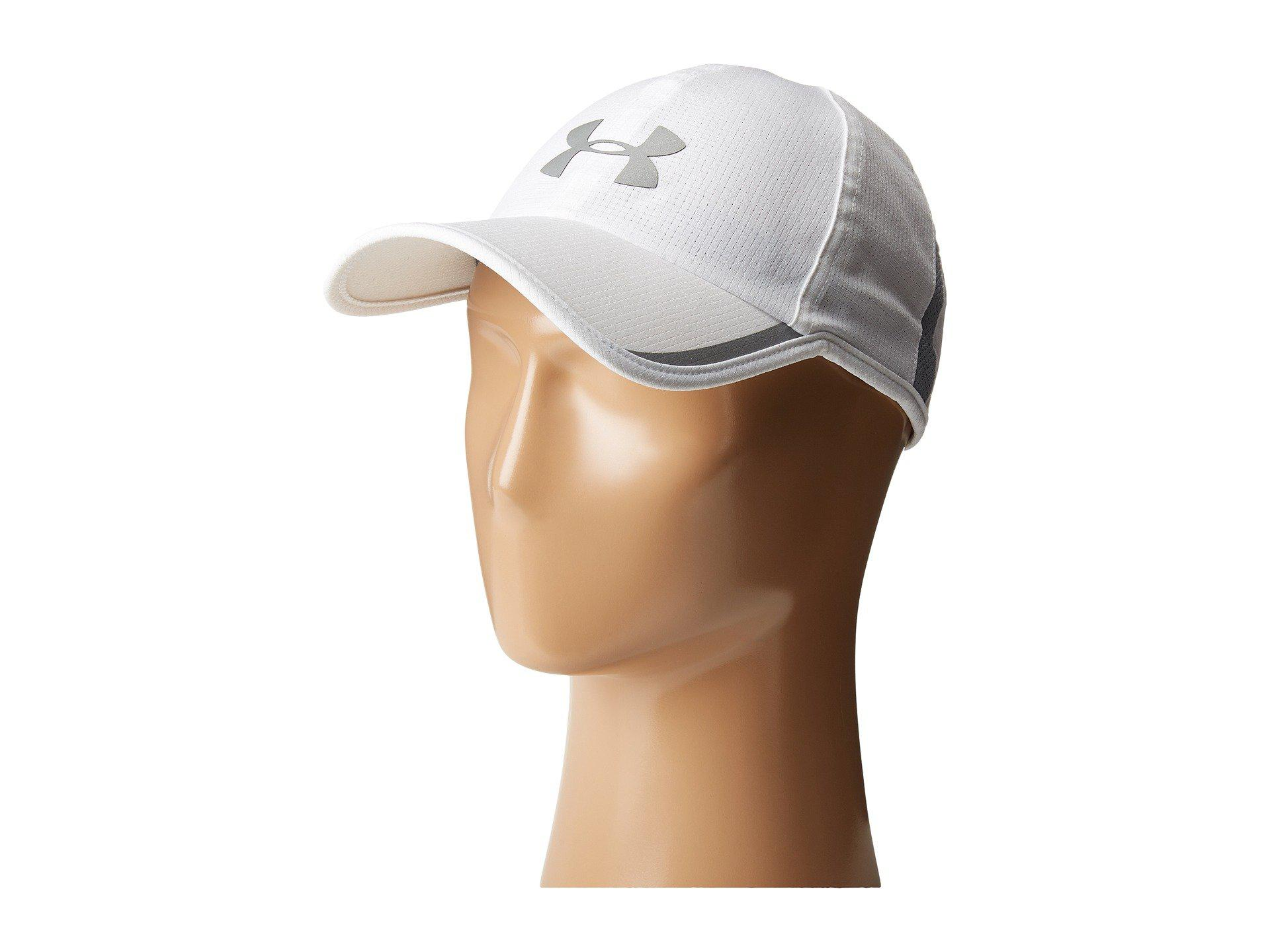 56287b25089 Lyst - Under Armour Ua Shadow Av Cap in White for Men