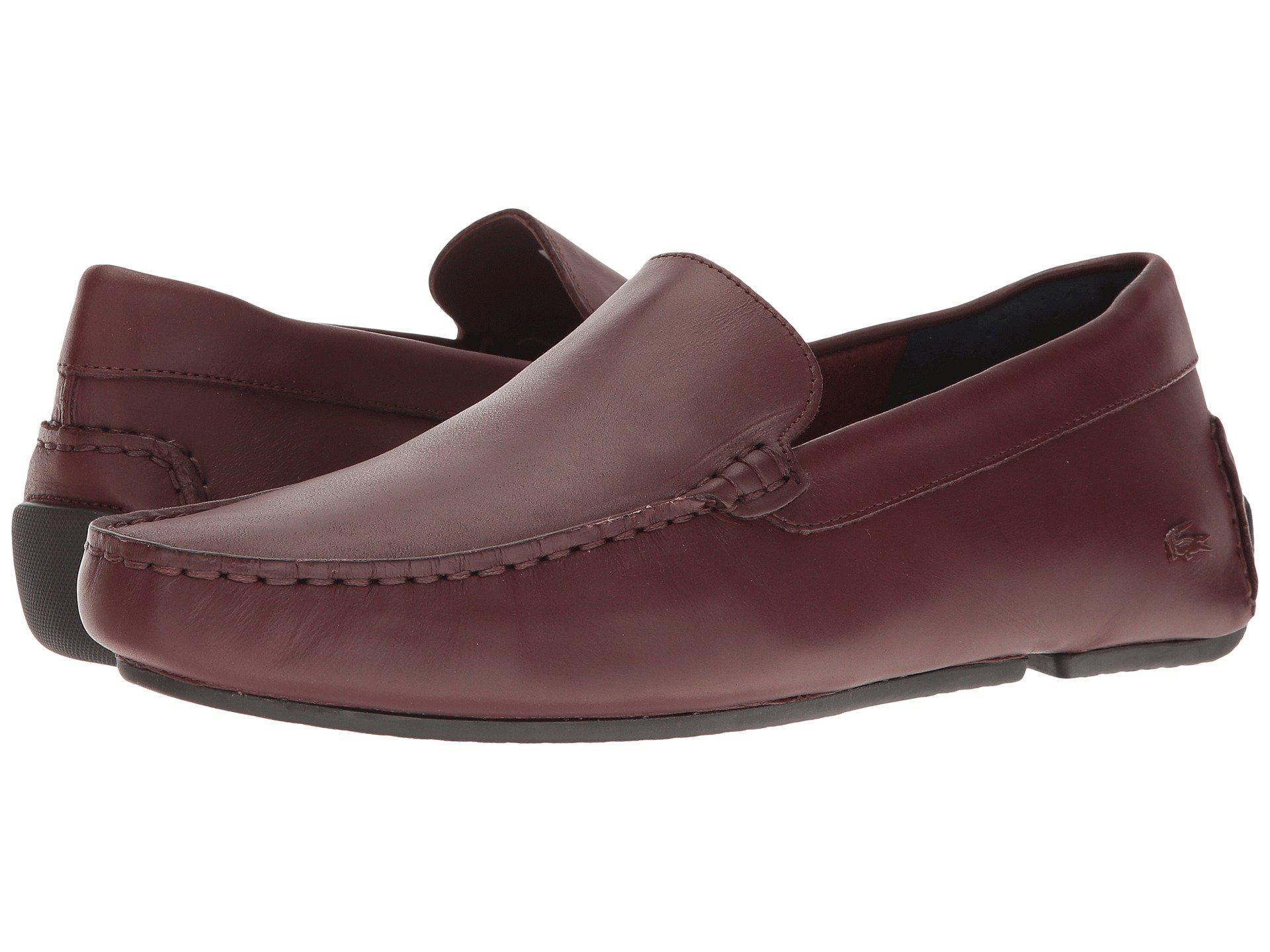 8cb30e2e901f05 Lyst - Lacoste Piloter 117 1 Formal Shoe Fashion Sneaker in Brown ...