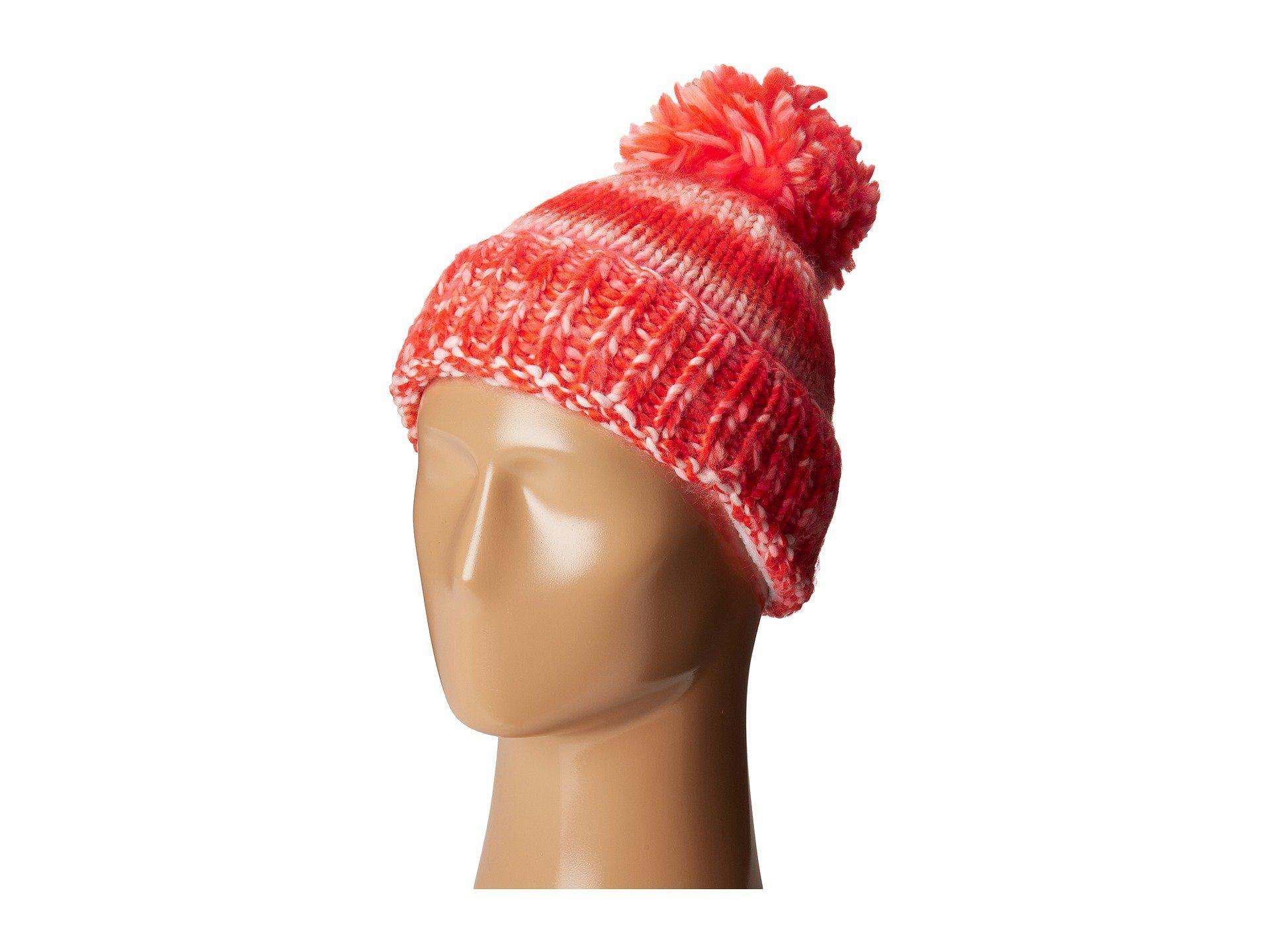 Lyst - Spyder Twisty Hat in Red 5de89a6a8074