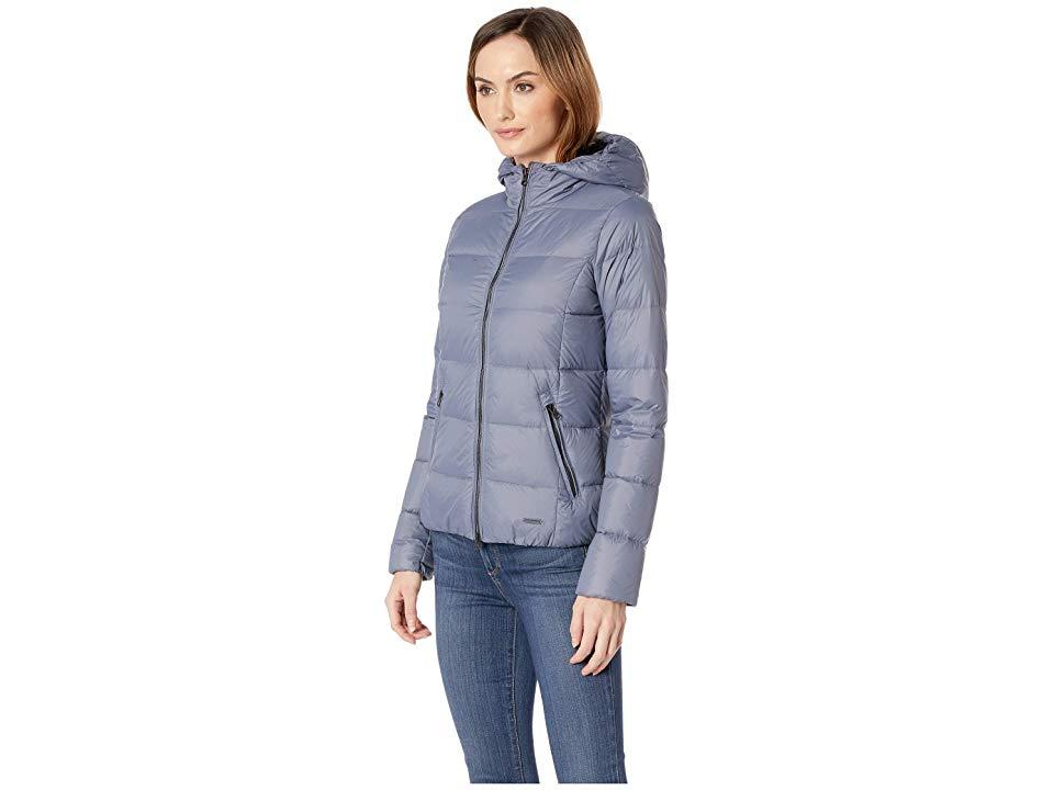 64bd4ccbe Ilse Jacobsen Light Down Jacket (blue Grayness) Coat in Blue - Save ...