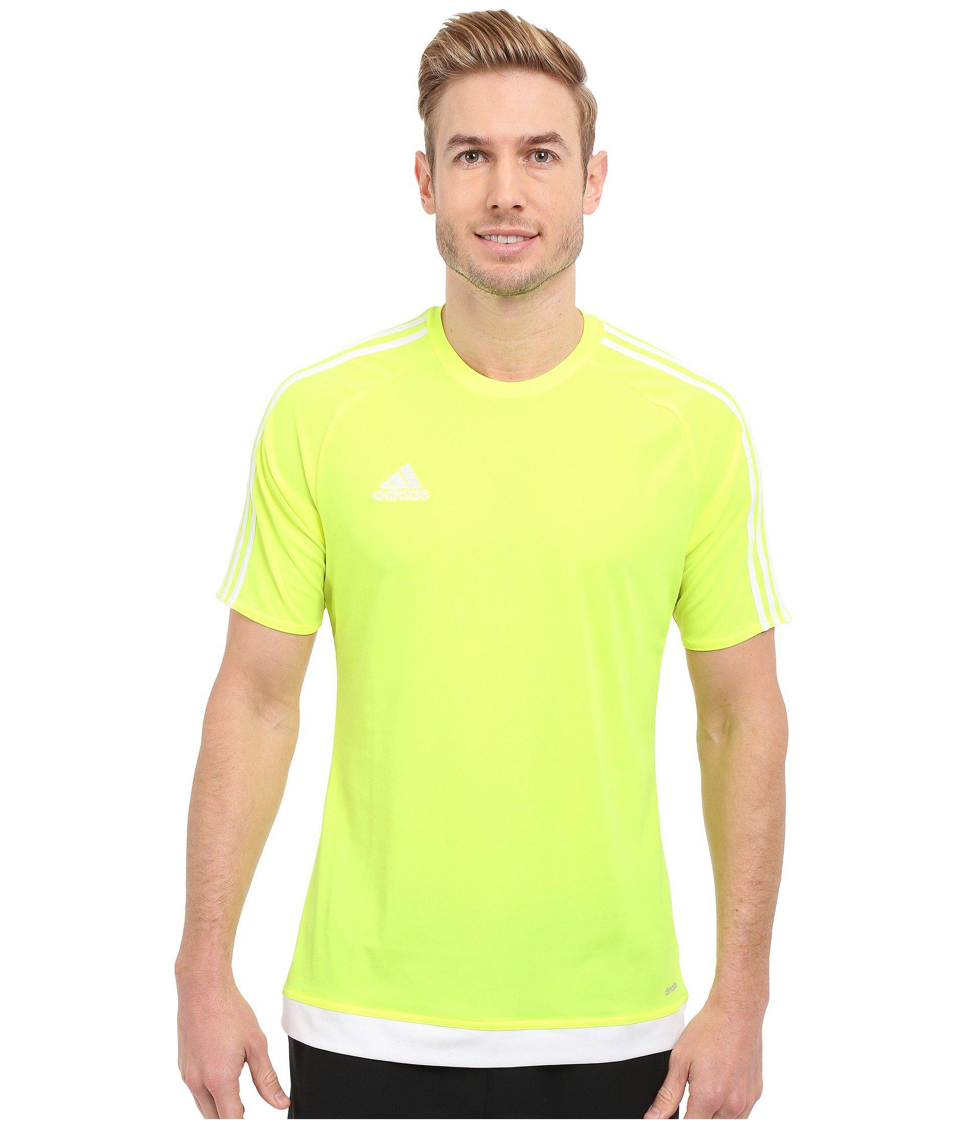 5fe0fca9434 Lyst - adidas Estro 15 Jersey in Yellow for Men