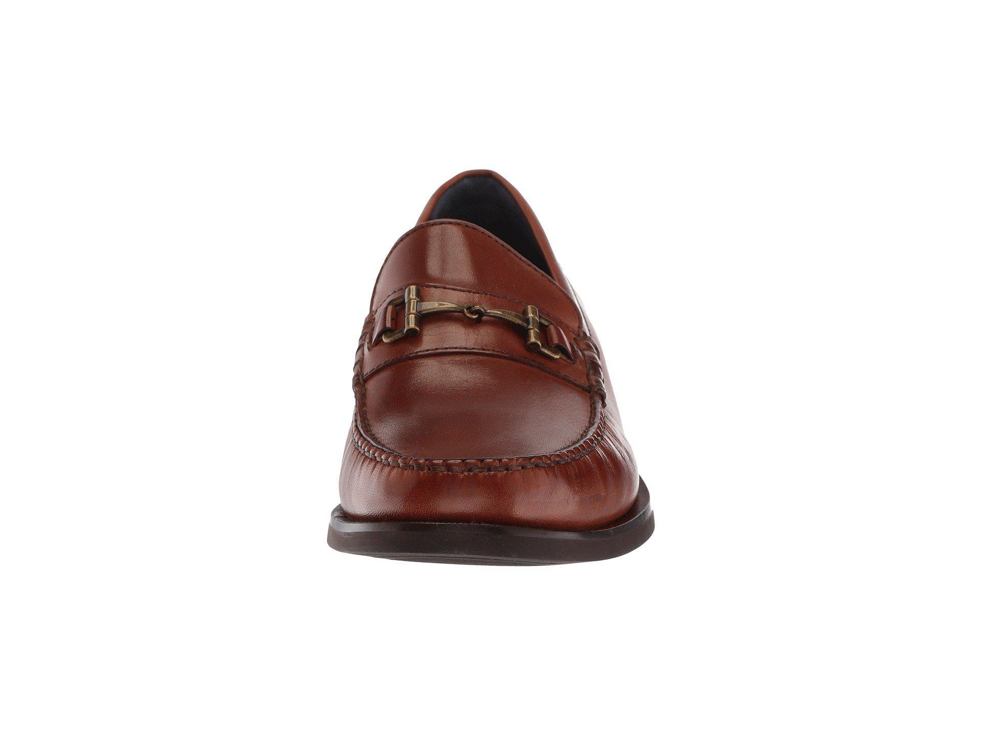 75e7c98826b Cole Haan - Brown Pinch Sanford Bit Loafer for Men - Lyst. View fullscreen