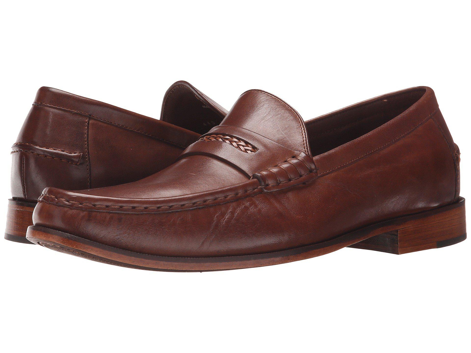 f75848cee53 Lyst - Cole Haan Pinch Gotham Penny Loafer in Brown for Men