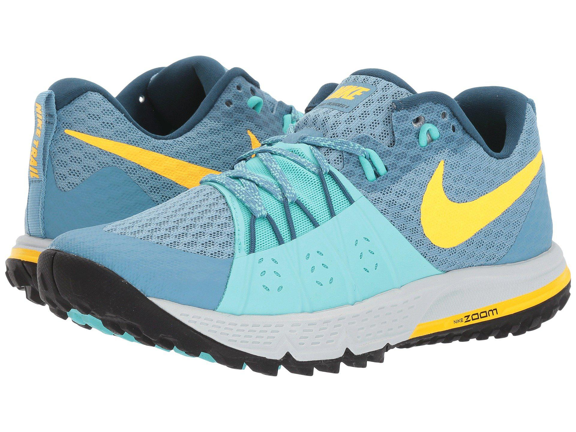 23241104495f7 Lyst - Nike Air Zoom Wildhorse 4 in Blue - Save 46%