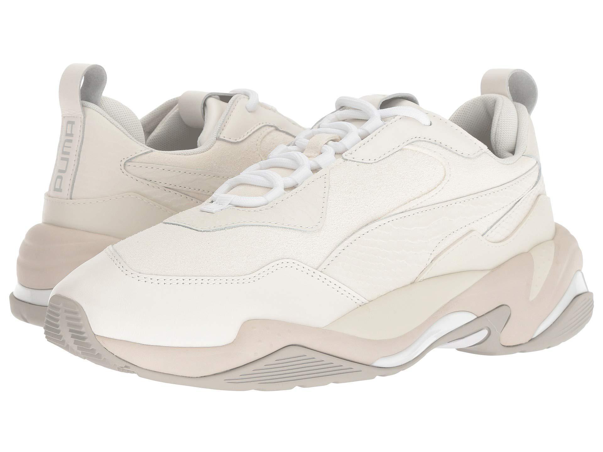 01219c15fe3f Lyst - PUMA Thunder Desert in White for Men - Save 59%