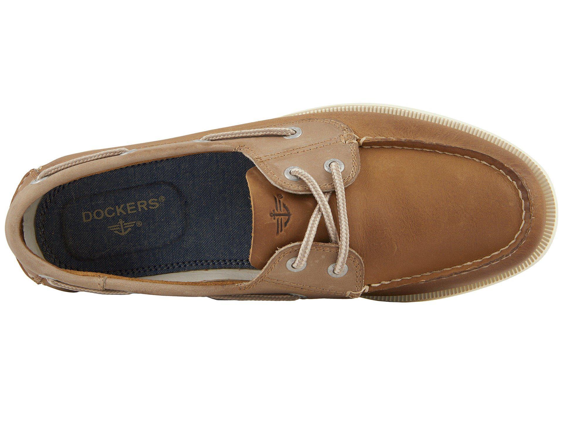 204e7f5778f Dockers - Multicolor Vargas Boat Shoe for Men - Lyst. View fullscreen