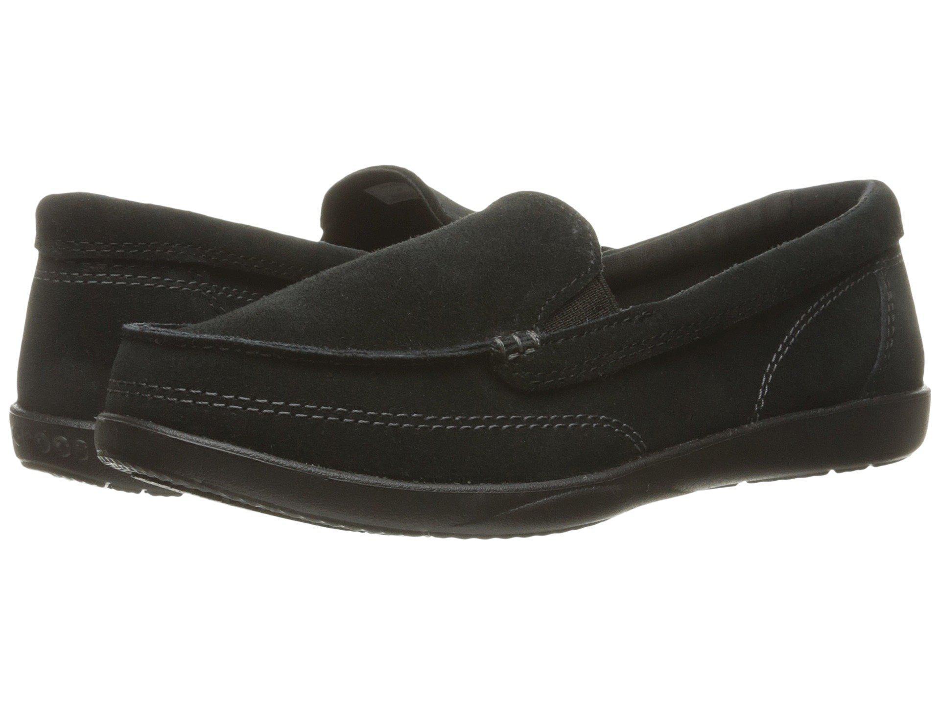Walu II Suede Loafer Crocs vM30ycqim7