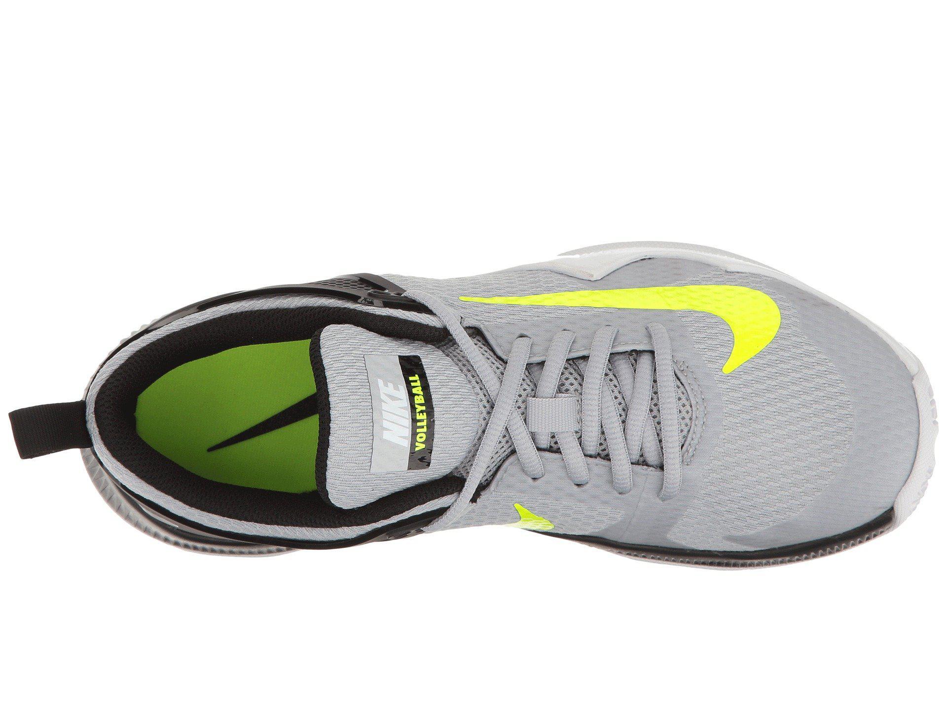 Nike - Gray Air Zoom Hyperace - Lyst. View Fullscreen