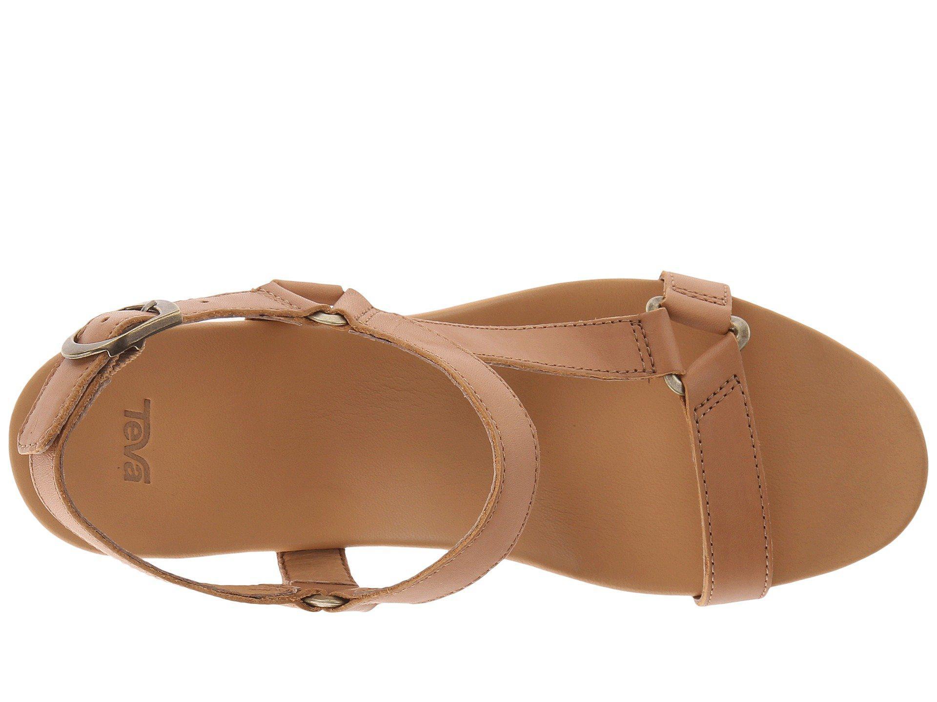 feea7f155173 Teva - Brown Arrabelle Universal Leather - Lyst. View fullscreen