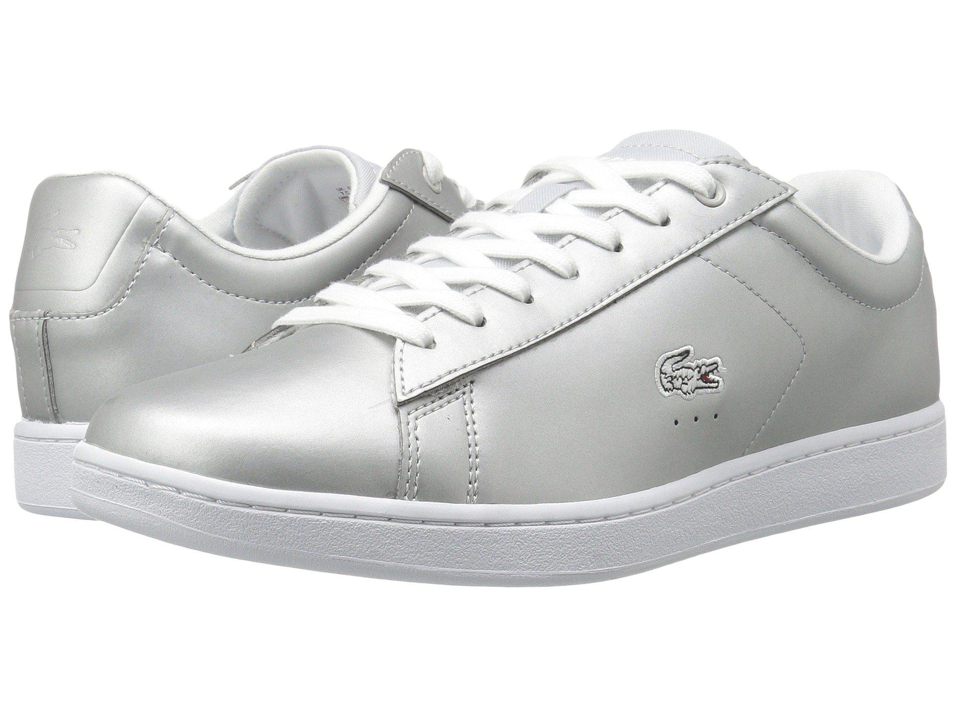 f6a4515d1f66 Lyst - Lacoste Carnaby Evo 117 3 in Gray