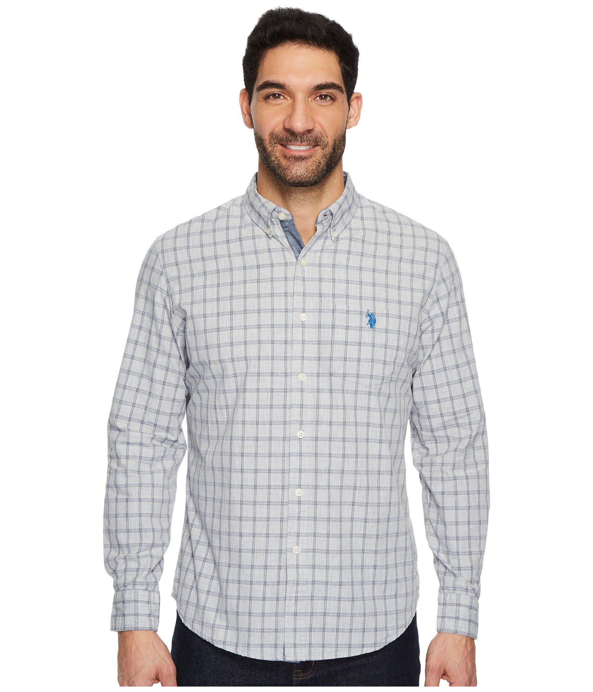Us Polo Assn Mens Dress Shirts