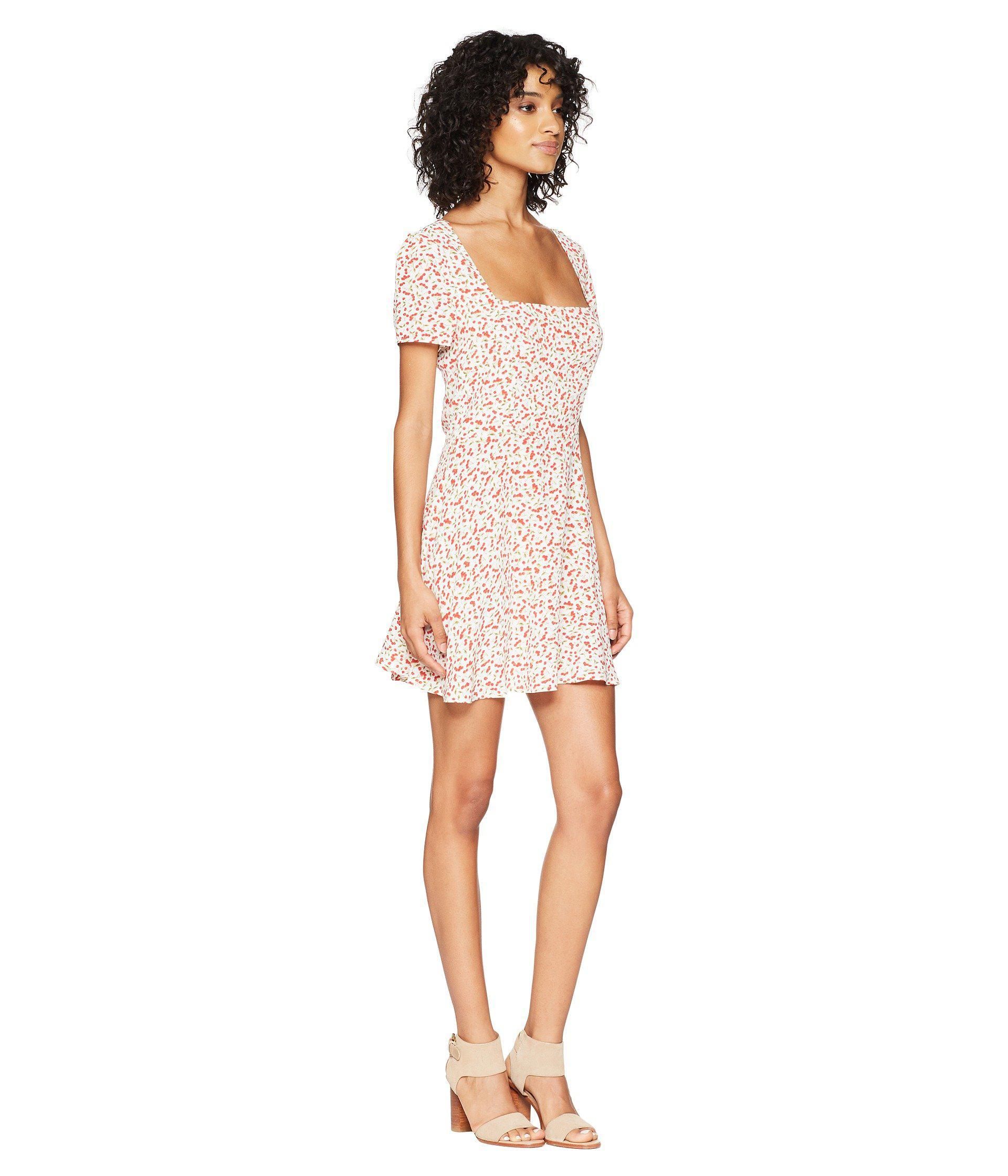 5e88519237ff4 Flynn Skye Maiden Mini Dress in Pink - Lyst
