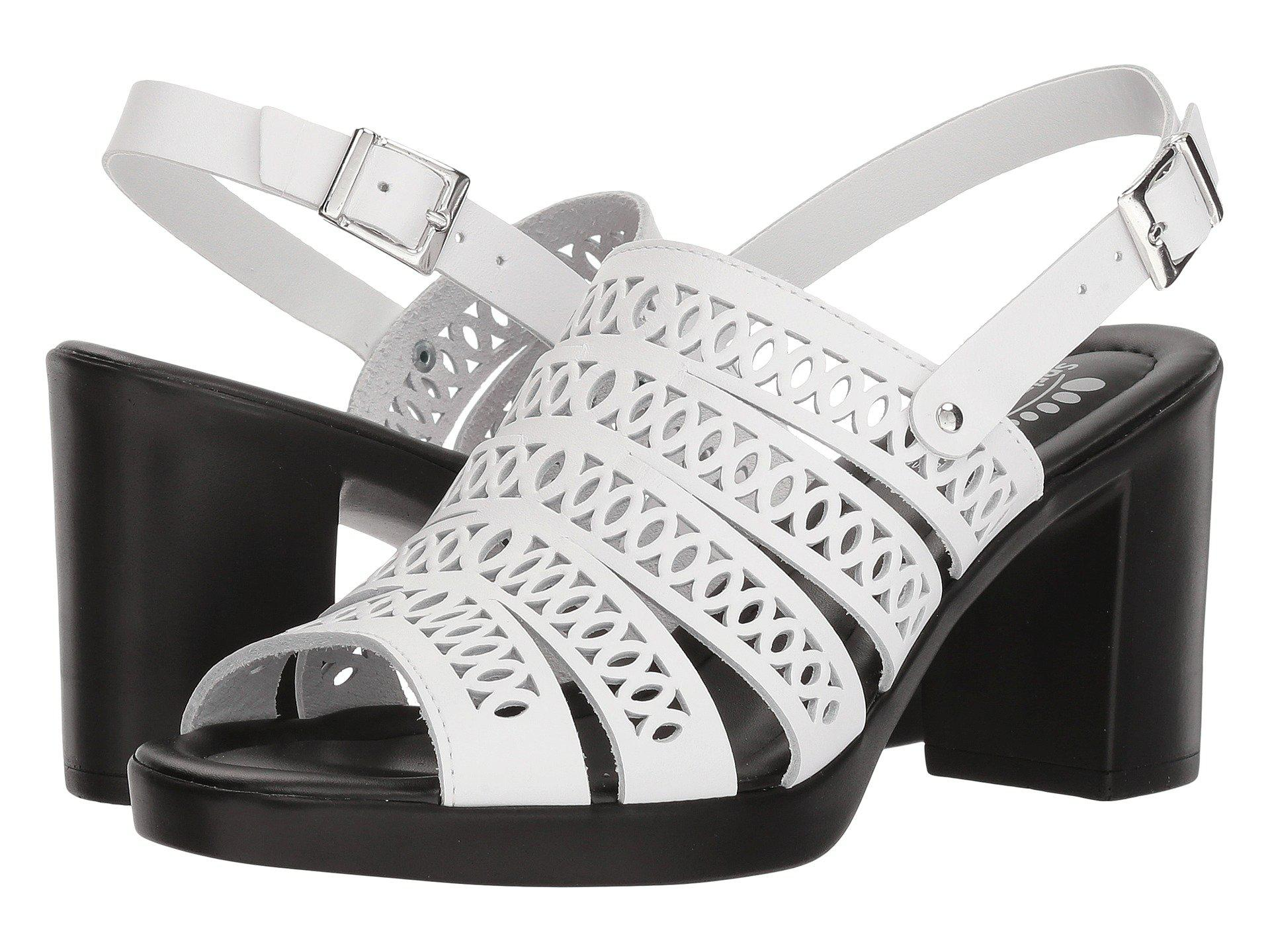 f6e2857ffd30 Lyst - Spring Step Etelvina in White - Save 42%