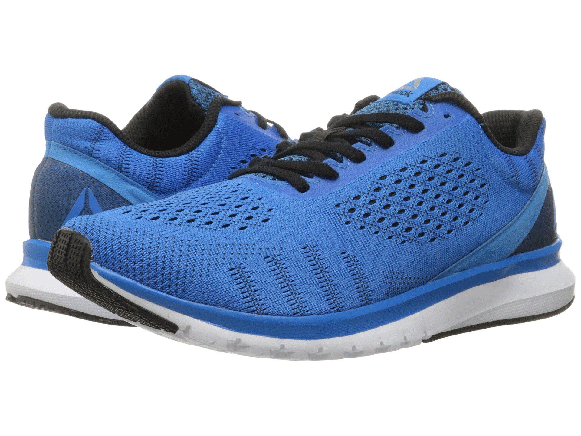 16fd77a255d738 Lyst - Reebok Print Run Smooth Ultk in Blue for Men