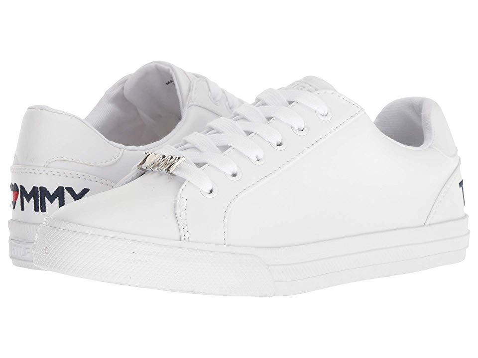 f15cbd47a Tommy Hilfiger Alune (white) Shoes in White - Lyst